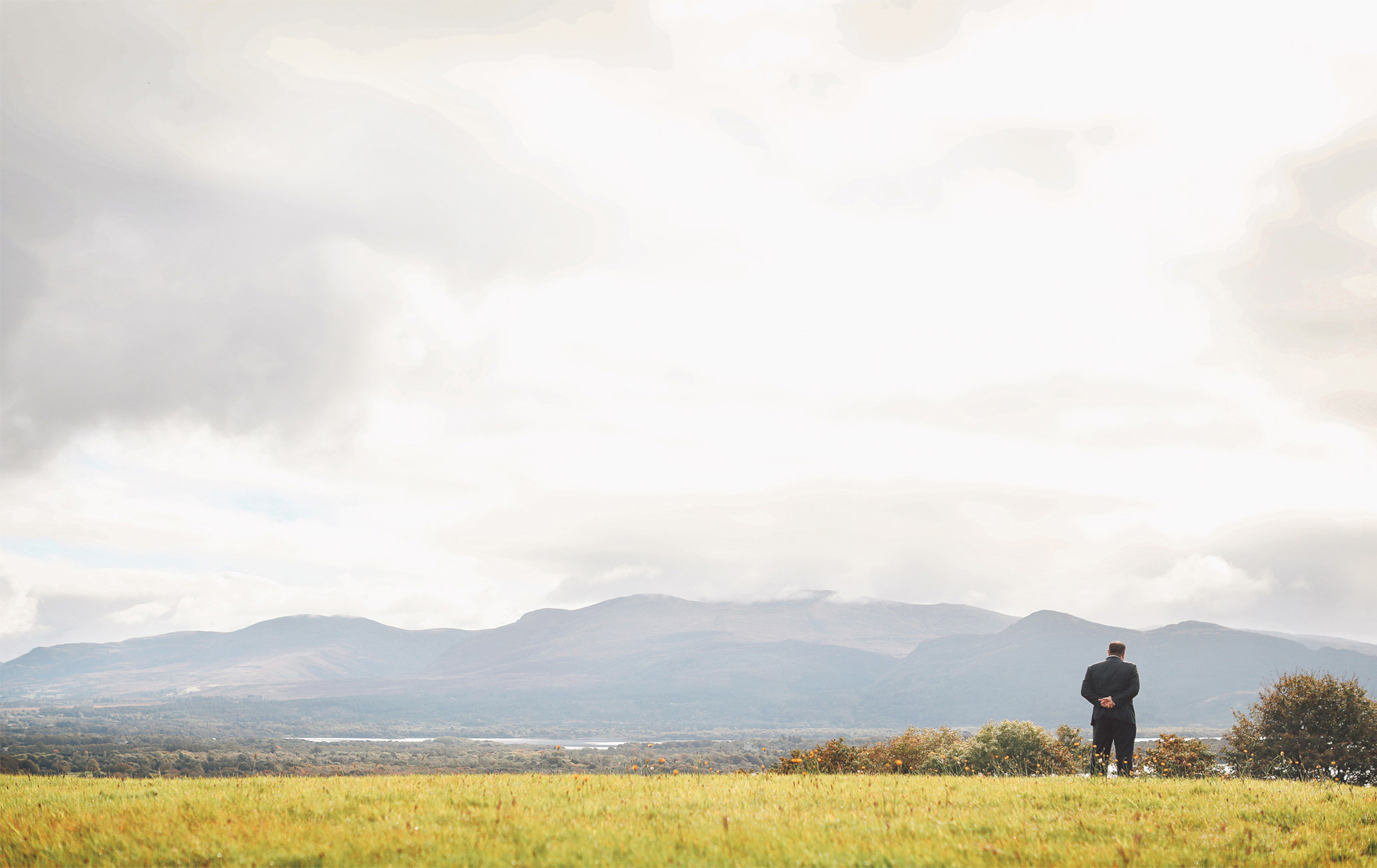 20-Kilarney-Ireland-Wedding-Photographer-by-Andrew-Vick-Photography-Fall-Autumn-Destination-First-Meeting-Look-Groom-Landscape-Village-Field-Vintage-Becca-and-Donal.jpg