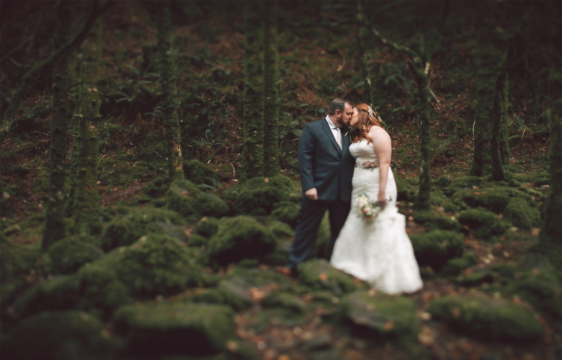 27-Kilarney-Ireland-Wedding-Photographer-by-Andrew-Vick-Photography-Fall-Autumn-Destination-First-Meeting-Look-Bride-Groom-Forest-Woods-Kiss-Vintage-Becca-and-Donal.jpg