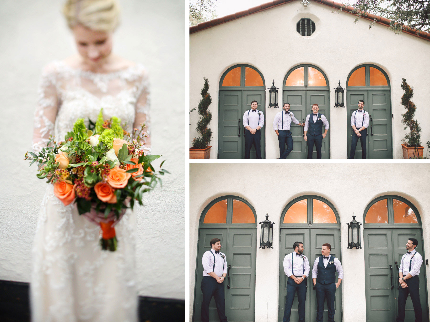 03-La-Canada-Flintridge-California-Wedding-Photographer-by-Andrew-Vick-Photography-Fall-Autumn-Destination-Getting-Ready-Bride-Flowers-Tilt-Shift-Groom-Groomsmen-Vintage-Fawn-and-Jay.jpg