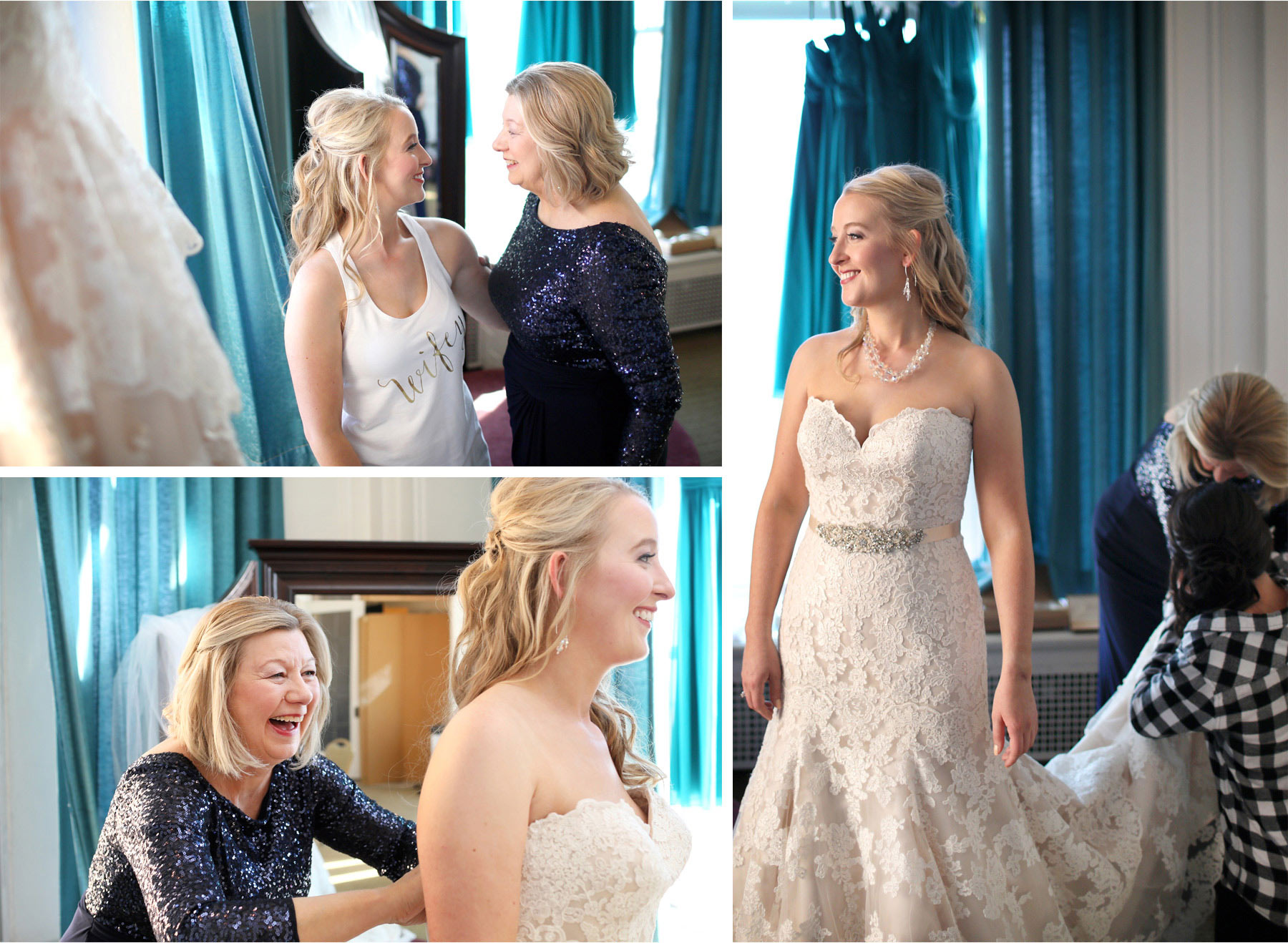 03-Duluth-Minnesota-Wedding-Photographer-by-Andrew-Vick-Photography-Fall-Autumn-Greysolon-Ballroom-Getting-Ready-Bride-Mother-Parents-Bridesmaids-Dress-Molly-and-Carson.jpg