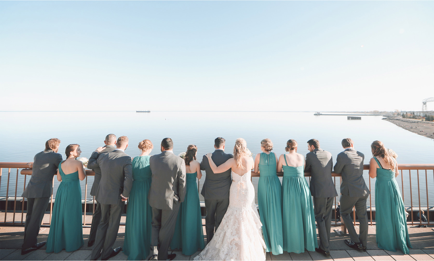 10-Duluth-Minnesota-Wedding-Photographer-by-Andrew-Vick-Photography-Fall-Autumn-Lake-Superior-Bride-Groom-Bridal-Party-Bridesmaids-Groomsmen-Vintage-Molly-and-Carson.jpg