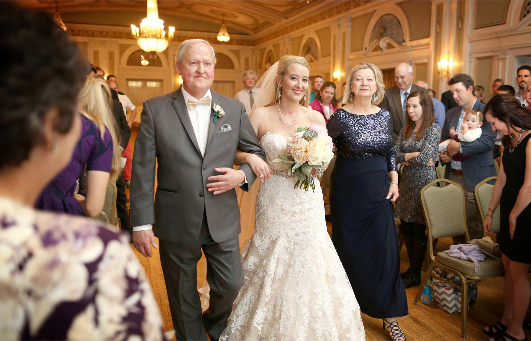 14-Duluth-Minnesota-Wedding-Photographer-by-Andrew-Vick-Photography-Fall-Autumn-Greysolon-Ballroom-Ceremony-Bride-Father-Mother-Parents-Processional-Molly-and-Carson.jpg
