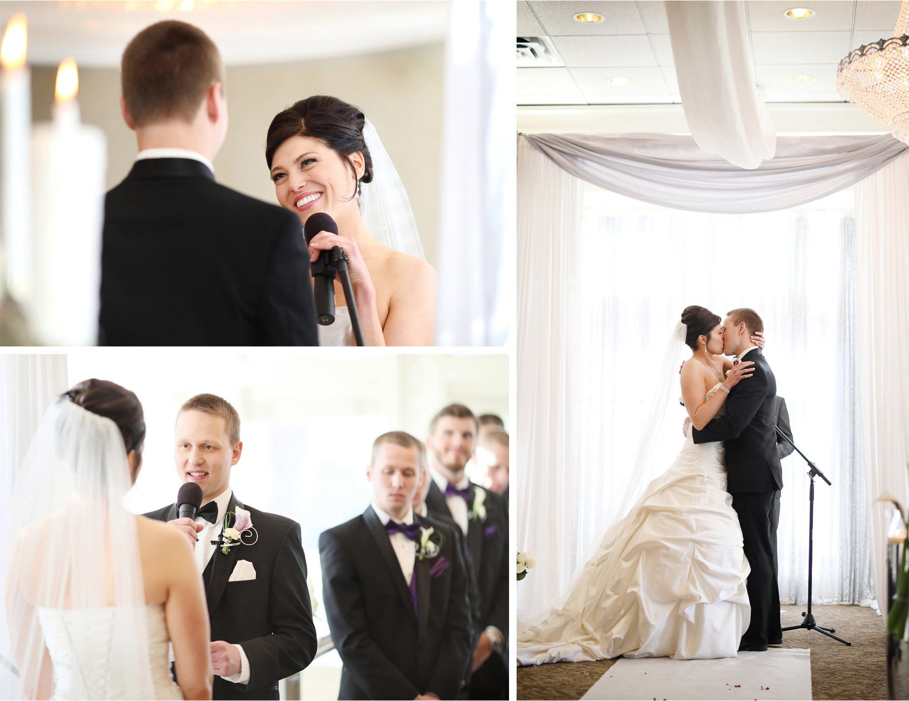11-Eden-Prairie-Minnesota-Wedding-Photographer-by-Andrew-Vick-Photography-Fall-Autumn-Bearpath-Golf-Country-Club-Ceremony-Bride-Groom-Vows-Kiss-Brittany-and-Ryan.jpg