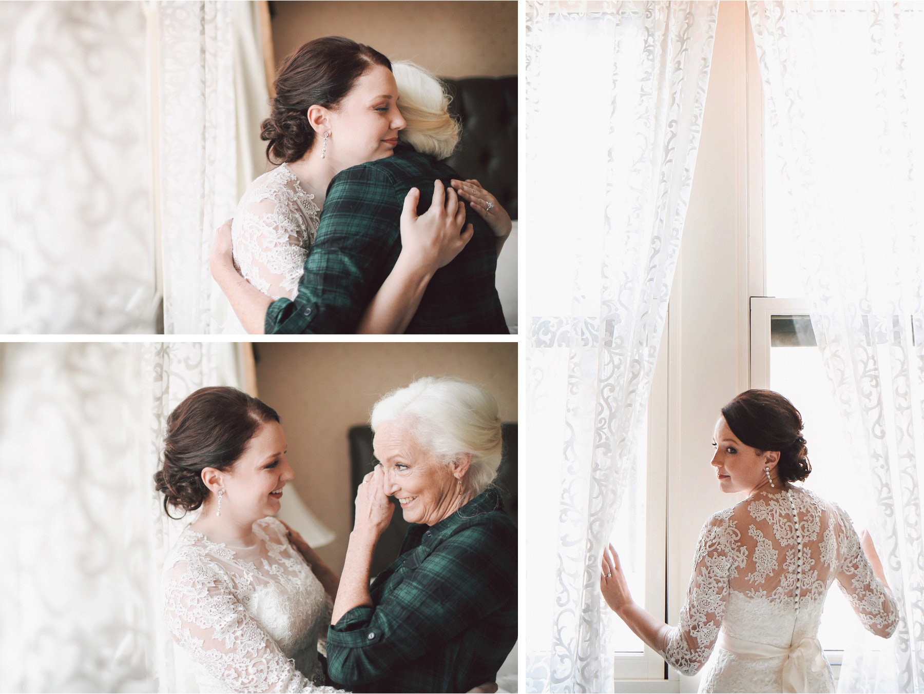 03-Minneapolis-Minnesota-Wedding-Photographer-by-Andrew-Vick-Photography-Winter-Renaissance-Hotel-Getting-Ready-Bride-Mother-Parents-Tears-Crying-Dress-Vintage-Sara-and-Rob.jpg