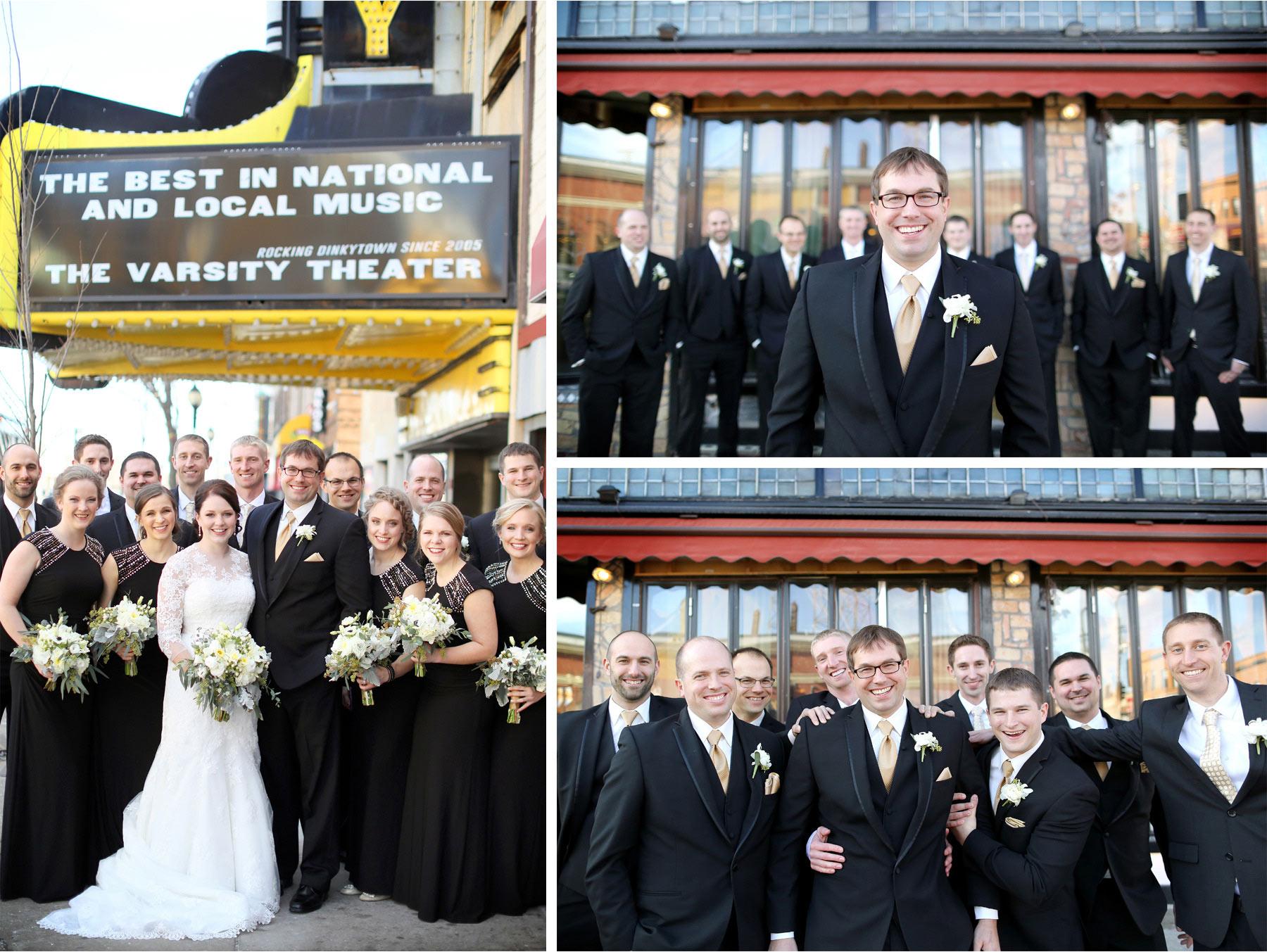 08-Minneapolis-Minnesota-Wedding-Photographer-by-Andrew-Vick-Photography-Winter-Varsity-Theater-Bride-Groom-Flowers-Loring-Pasta-Bar-Bridal-Party-Groomsmen-Bridesmaids-Sara-and-Rob.jpg