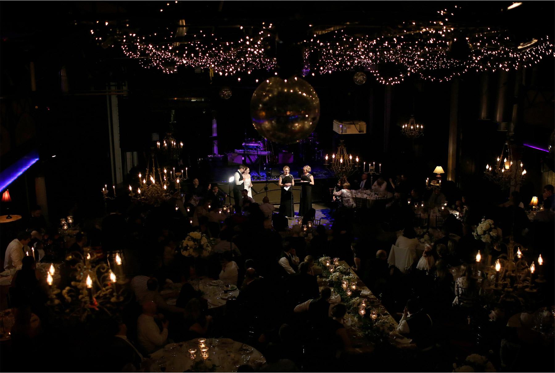 19-Minneapolis-Minnesota-Wedding-Photographer-by-Andrew-Vick-Photography-Winter-Varsity-Theater-Reception-Bride-Groom-Bridesmaids-Speeches-Sara-and-Rob.jpg