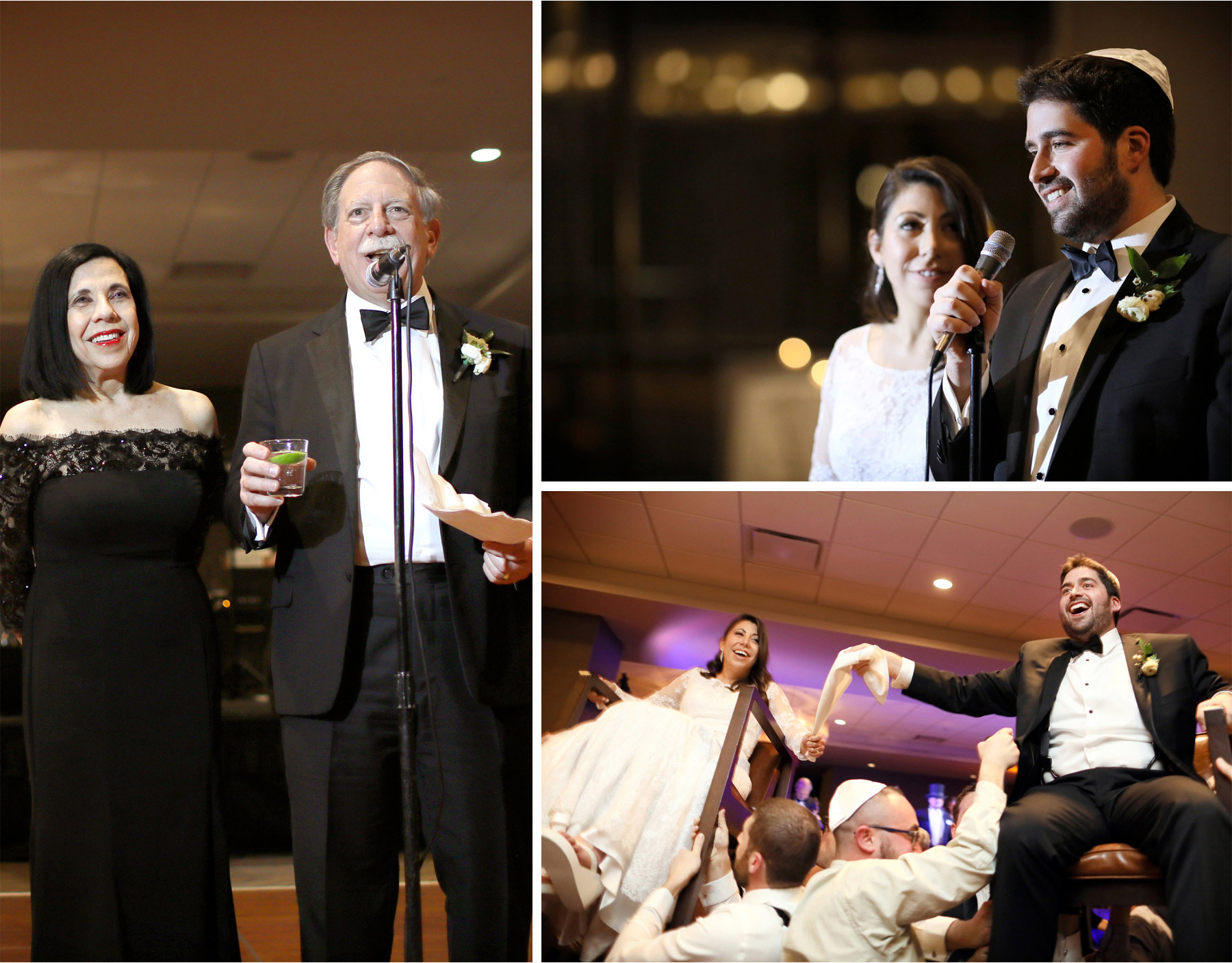 15-Minneapolis-Minnesota-Wedding-Photographer-by-Andrew-Vick-Photography-Winter-Hyatt-Regency-Hotel-Reception-Bride-Groom-Mother-Father-Parents-Speeches-Horah-Dance-Yarmulke-Amy-and-Jordan.jpg