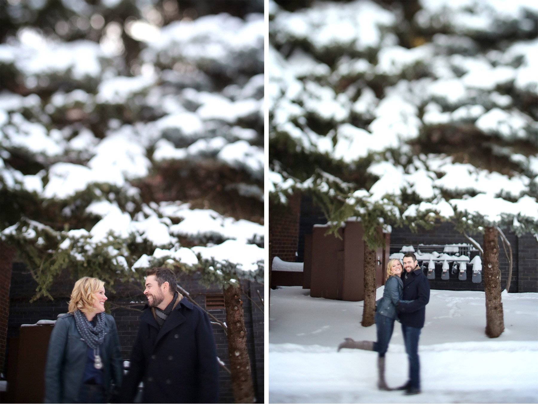 01-Edina-Minnesota-Wedding-Photographer-by-Andrew-Vick-Photography-Winter-Engagement-Bride-Groom-Snow-Heather-and-Rob.jpg