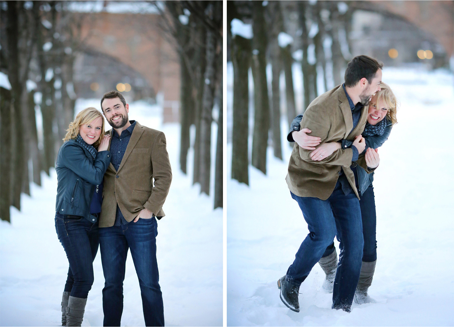 05-Edina-Minnesota-Wedding-Photographer-by-Andrew-Vick-Photography-Winter-Engagement-Bride-Groom-Snow-Embrace-Heather-and-Rob.jpg