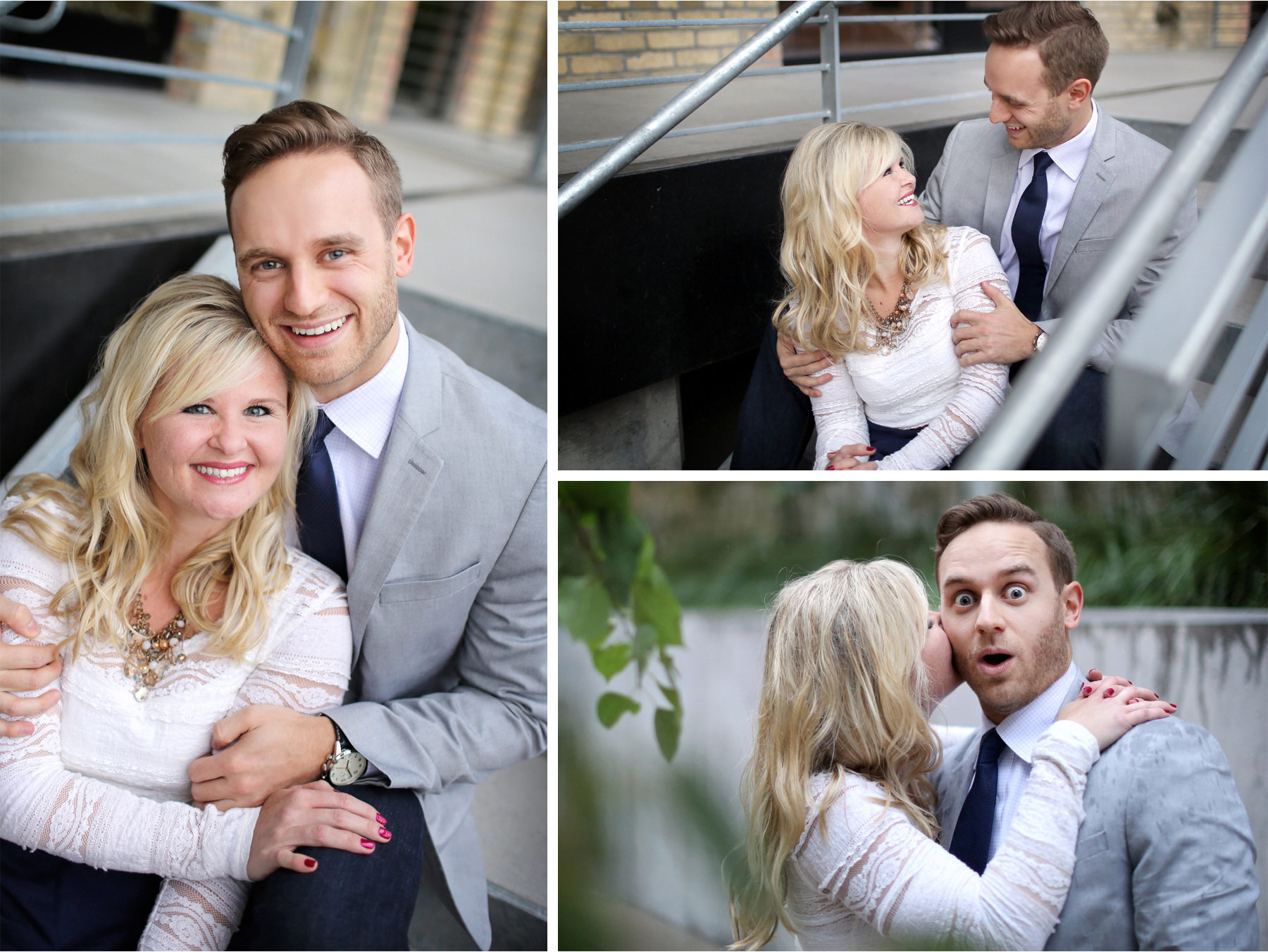 03-Minneapolis-Minnesota-Wedding-Photographer-by-Andrew-Vick-Photography-Fall-Autumn-Engagement-Bride-Groom-Downtown-Kiss-Mallory-and-Kyle.jpg