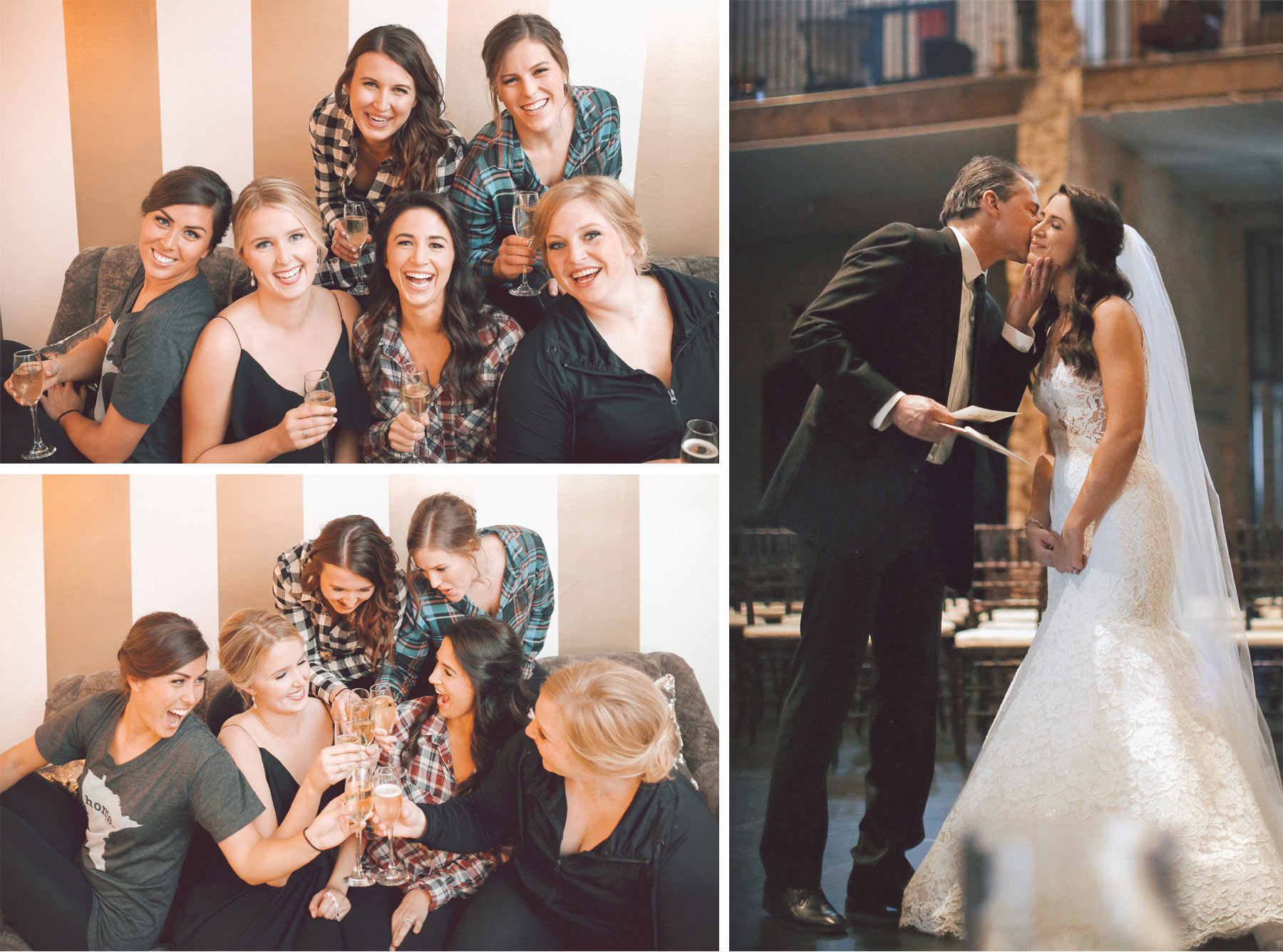 01-Minneapolis-Minnesota-Wedding-Photographer-by-Andrew-Vick-Photography-Aria-Spring-Getting-Ready-Bride-Bridesmaids-Champagne-Father-Daughter-Reveal-Note-Letter-Kiss-Vintage-Alex-and-Andy.jpg