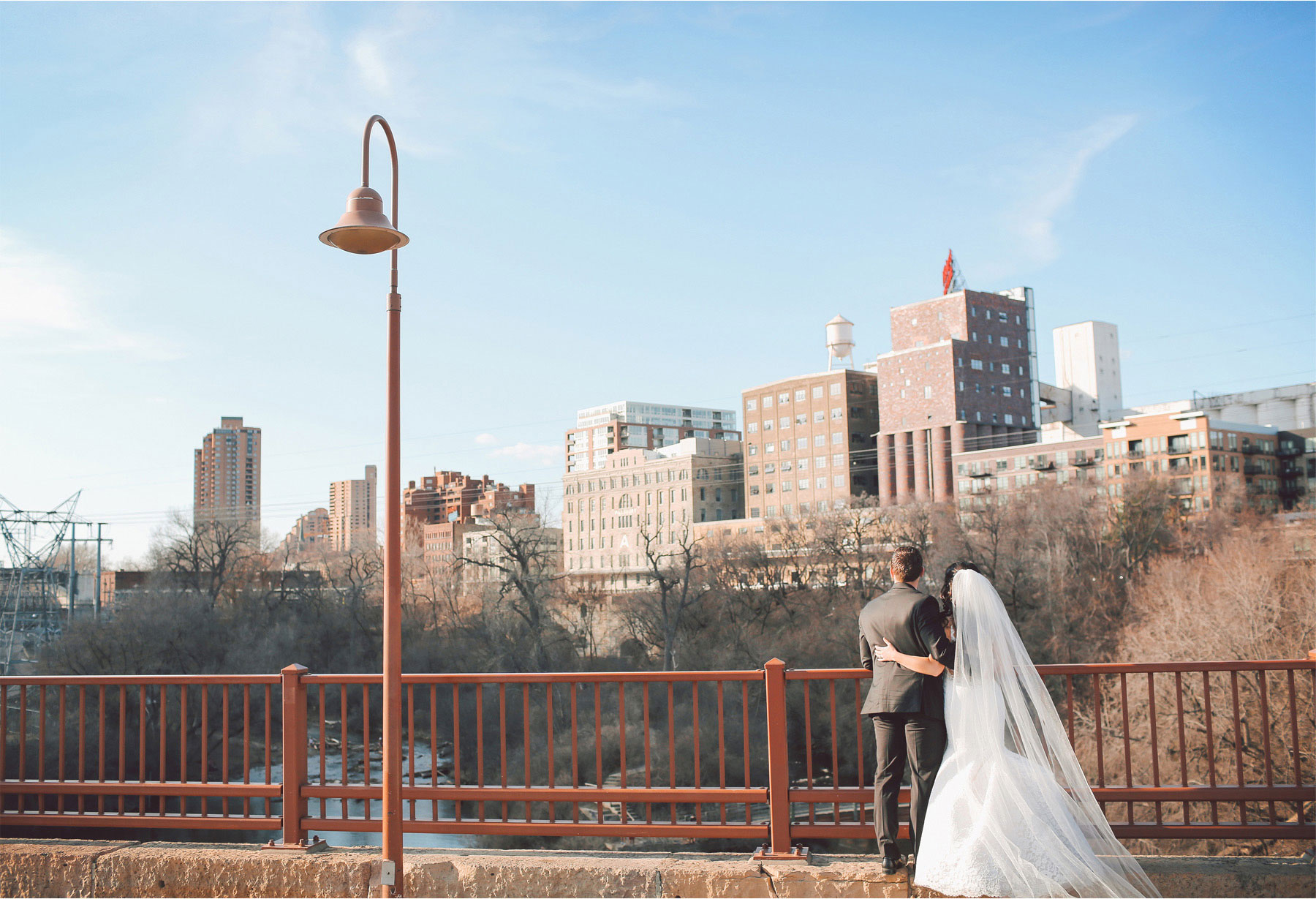 15-Minneapolis-Minnesota-Wedding-Photographer-by-Andrew-Vick-Photography-Stone-Arch-Bridge-Spring-Bride-Groom-Vintage-Laughter-Alex-and-Andy.jpg