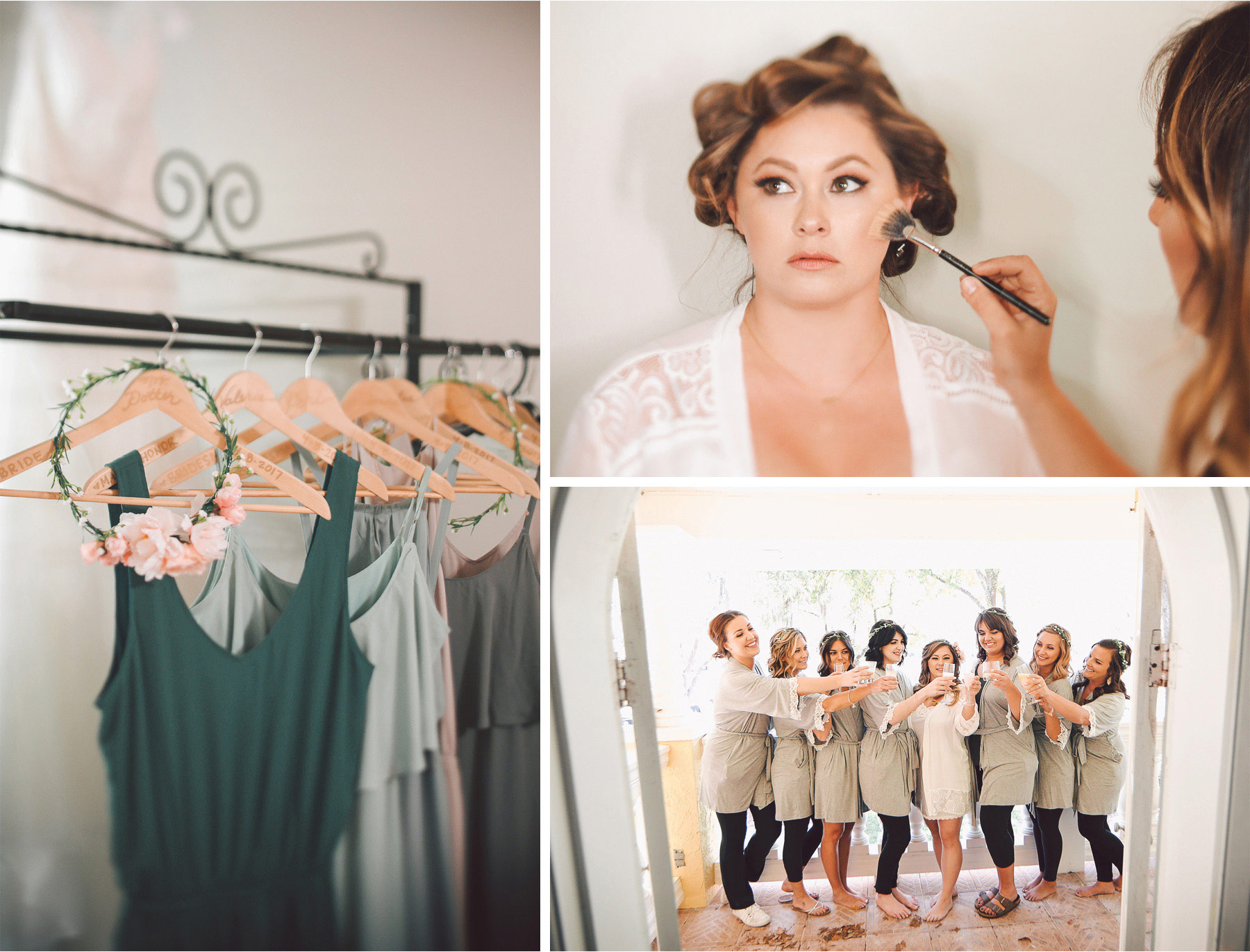 02-Brandon-Florida-Wedding-Photographer-by-Andrew-Vick-Photography-Casa-Lantana-Spring-Getting-Ready-Bride-Bridesmaids-Makeup-Dress-Champage-Flower-Crown-Hangers-Vintage-Kristianna-and-Ben.jpg