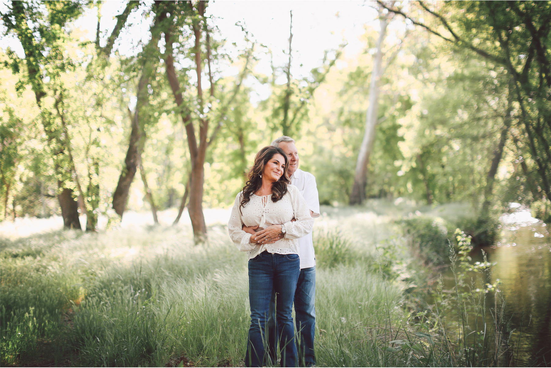 02-Cornville-Arizona-Wedding-Photographer-by-Andrew-Vick-Photography-Spring-Willow-Tree-Ranch-Rehearsal-Dinner-Bride-Groom-Field-Embrace-Vintage-Barbara-and-Mike.jpg