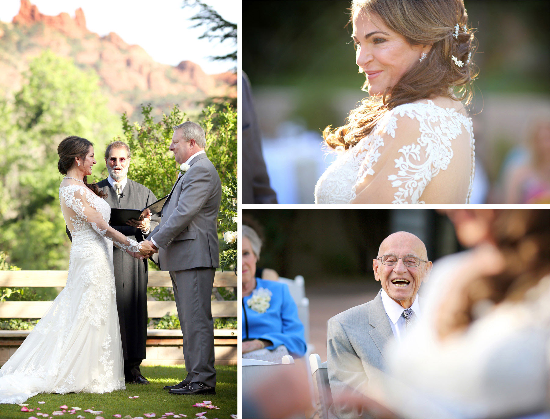 17-Sedona-Arizona-Wedding-Photographer-by-Andrew-Vick-Photography-Spring--LAuberge-de-Sedona-Resort-Ceremony-Garden-Lawn-Bride-Groom-Father-Parents-Vows-Barbara-and-Mike.jpg