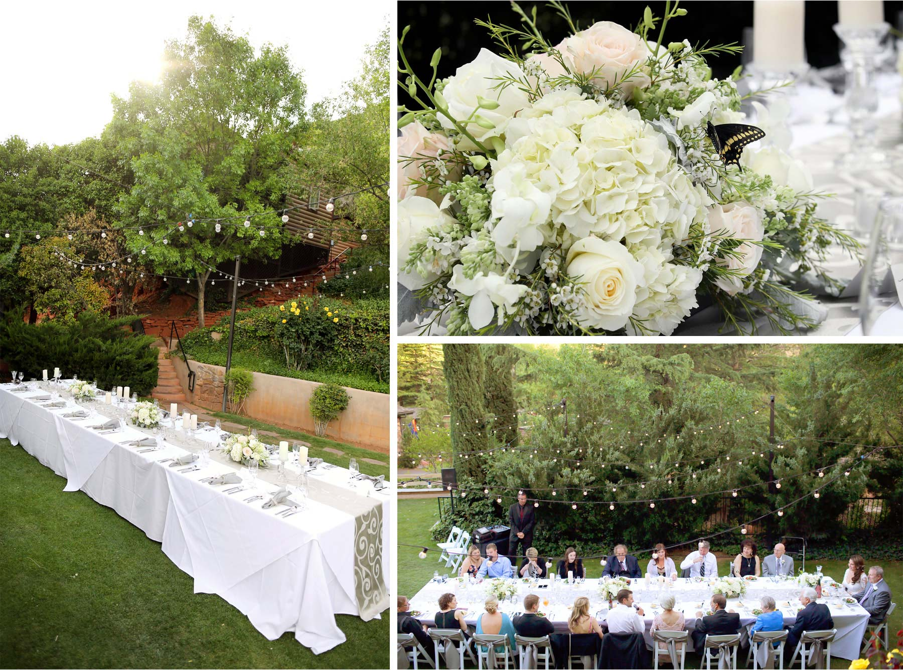 21-Sedona-Arizona-Wedding-Photographer-by-Andrew-Vick-Photography-Spring--LAuberge-de-Sedona-Resort-Reception-Garden-Lawn-Bride-Groom-Guests-Flowers-Butterfly-Decor-Details-Decorations-Speeches-Barbara-and-Mike.jpg