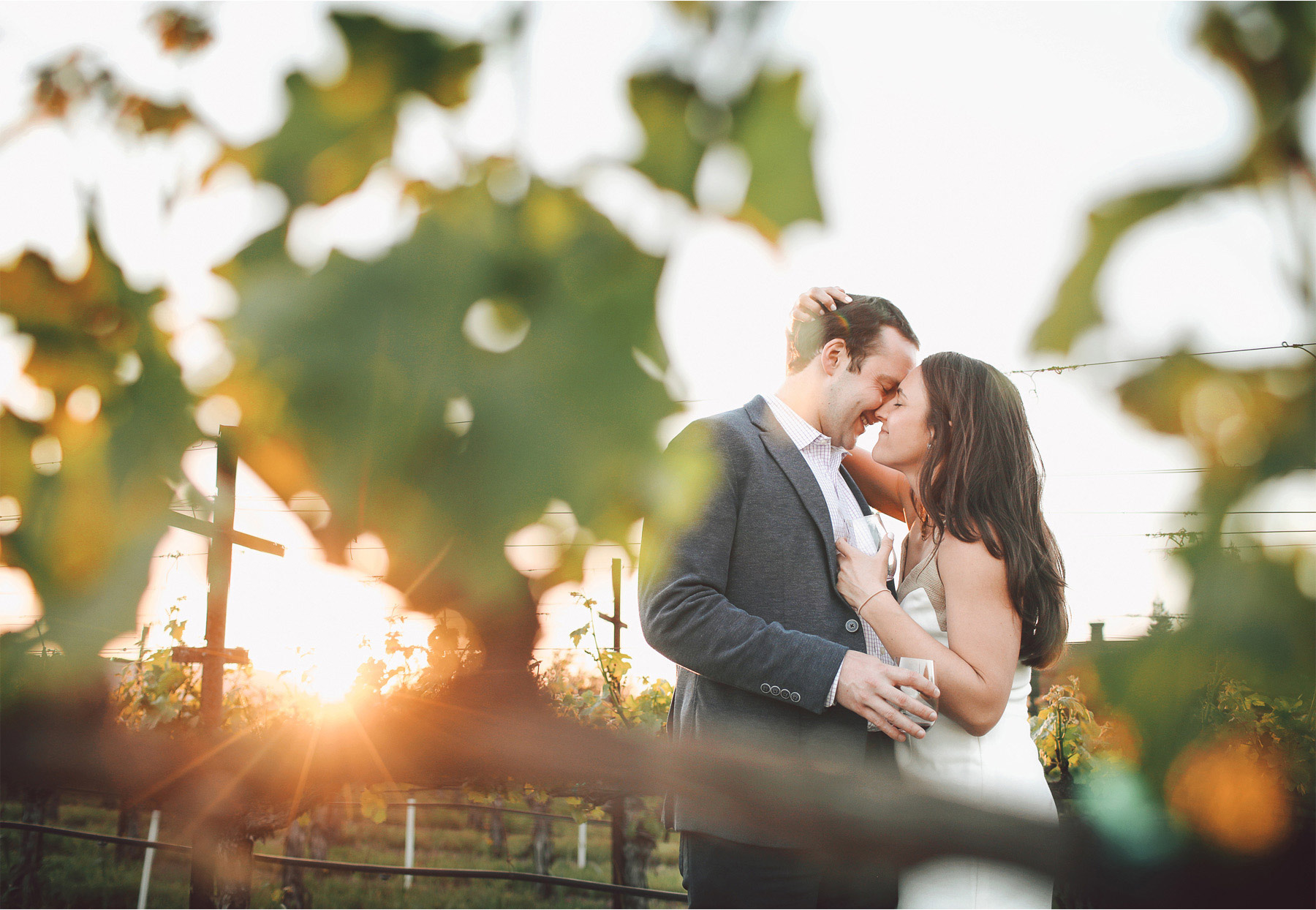 03-Napa-California-Wedding-Photographer-by-Andrew-Vick-Photography-Spring-Destination-Paraduxx-Winery-Vinyard-Rehearsal-Bride-Groom-Wine-Embrace-Sunset-Vintage-Alex-and-Roger.jpg