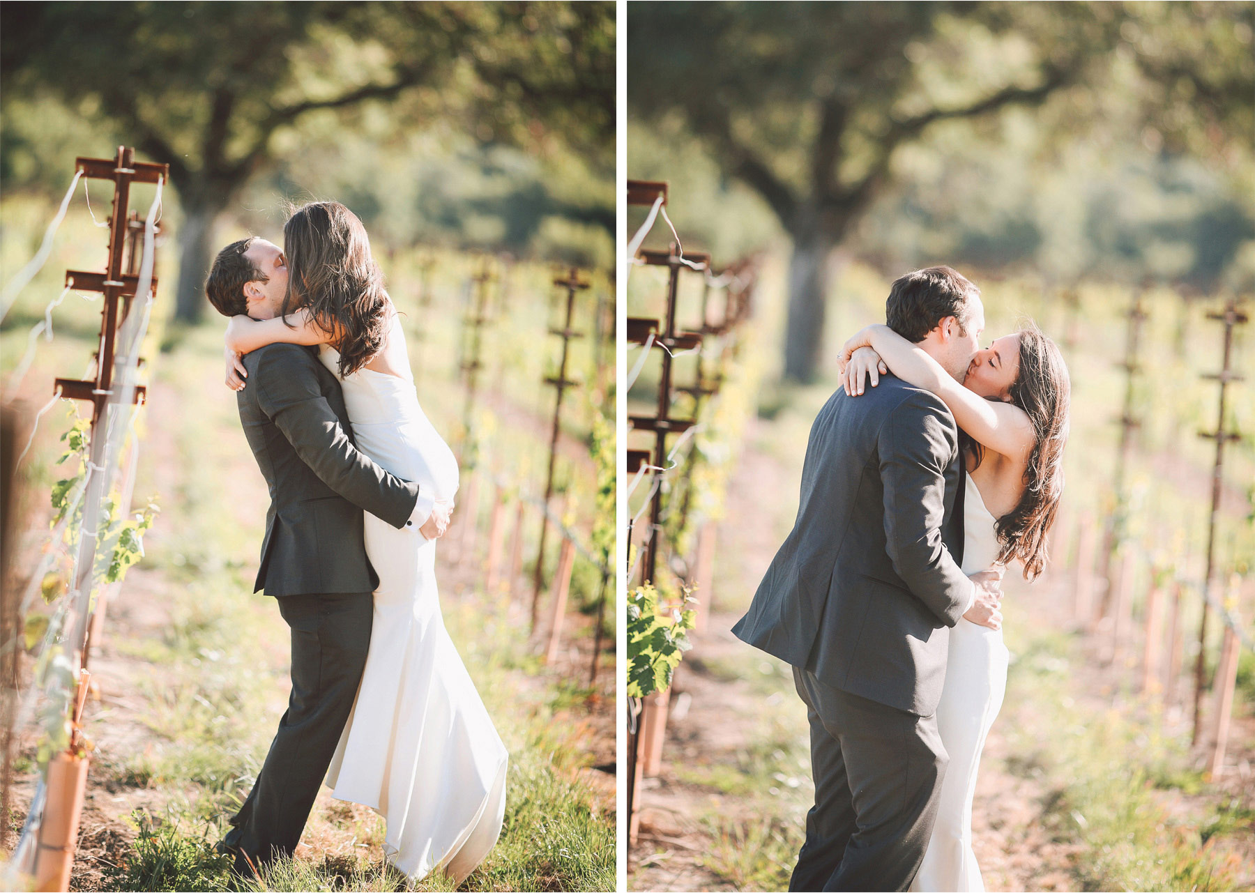 20-Napa-California-Wedding-Photographer-by-Andrew-Vick-Photography-Spring-Destination-Carneros-Resort-and-Spa-Bride-Groom-Vineyard-Winery-Kiss-Lift-Vintage-Alex-and-Roger.jpg