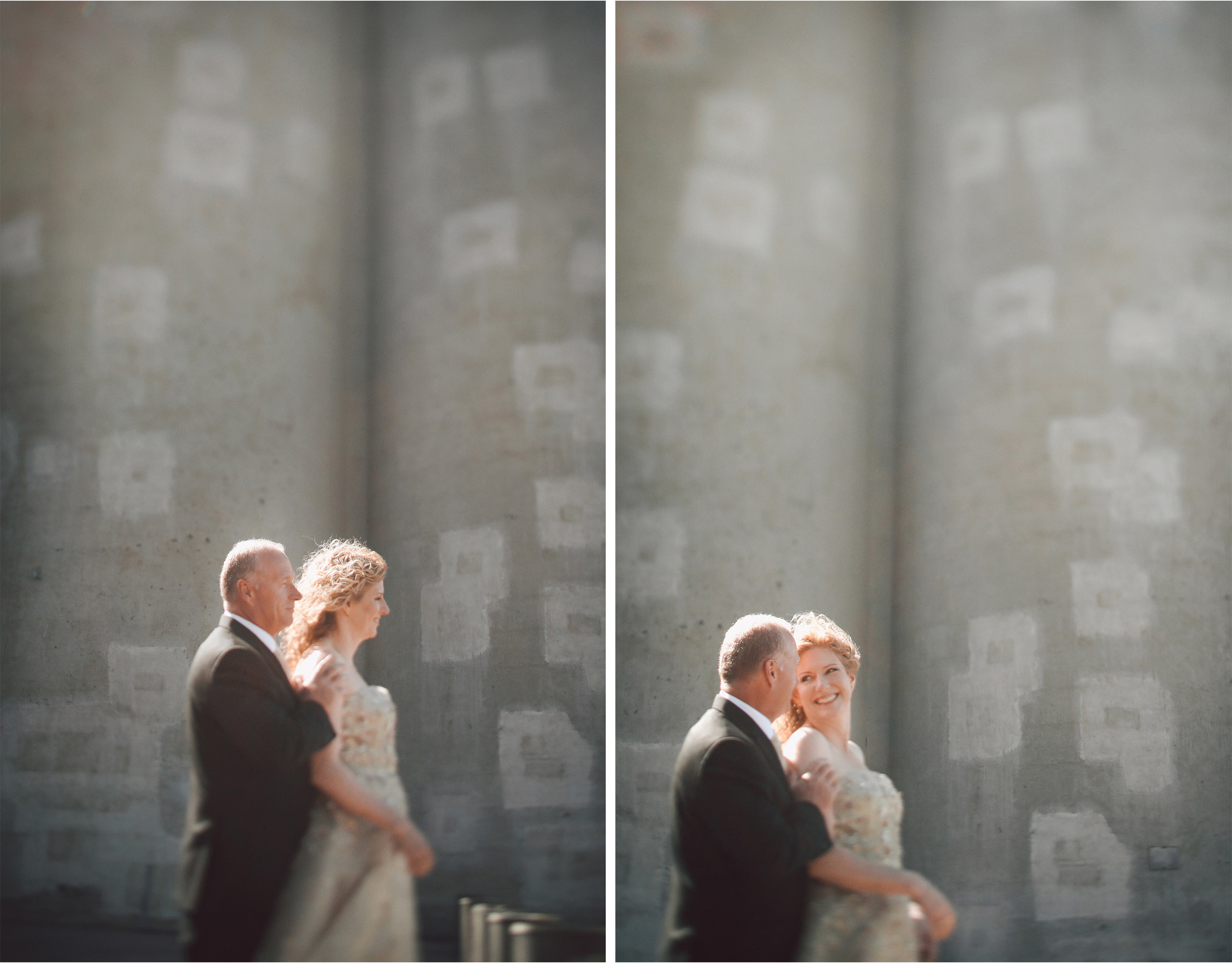 04-Minneapolis-Minnesota-Wedding-Photographer-by-Andrew-Vick-Photography-Spring-Downtown-Bride-Groom-Laughter-Embrace-Vintage-Dannette-and-Darren.jpg