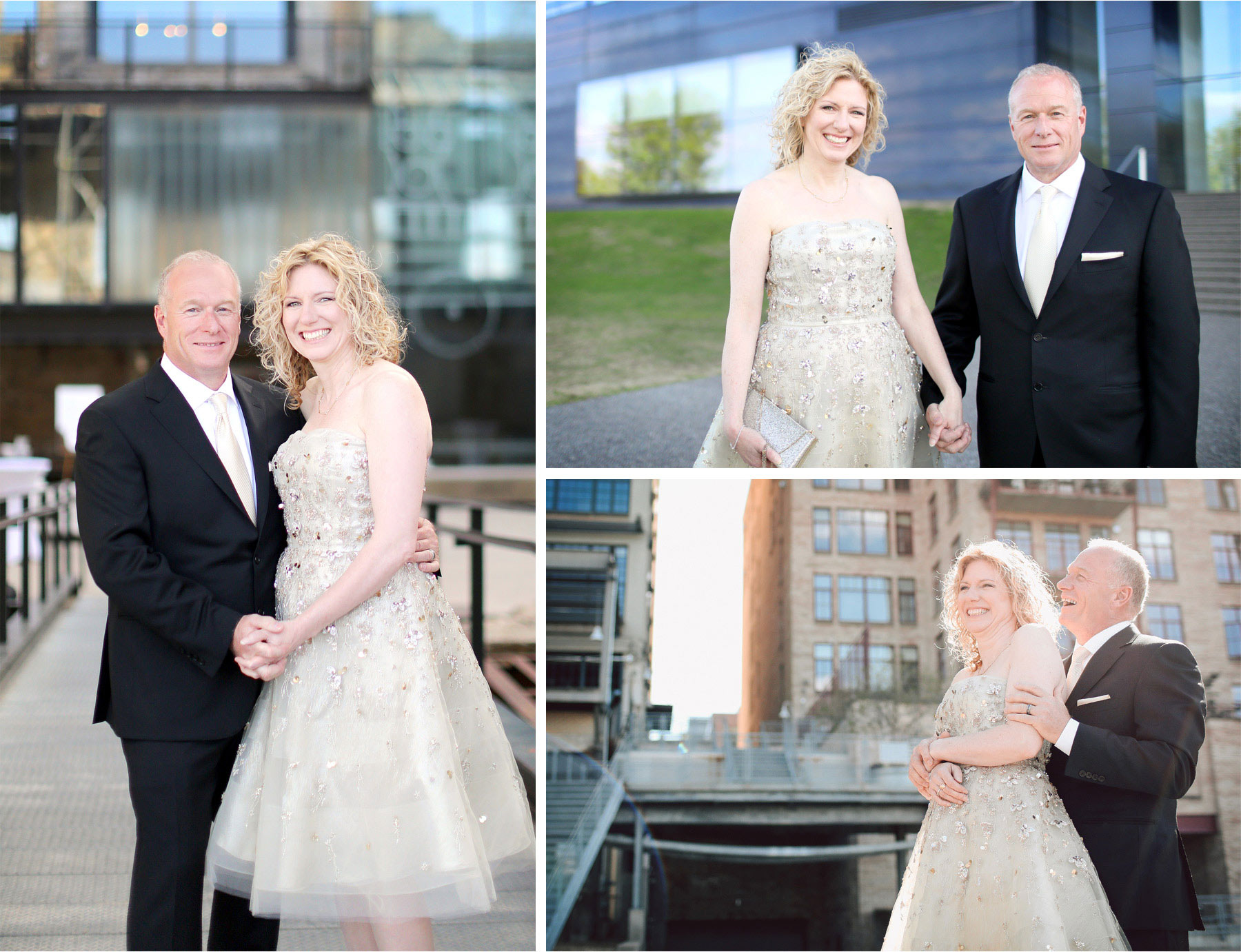 10-Minneapolis-Minnesota-Wedding-Photographer-by-Andrew-Vick-Photography-Spring-Guthrie-Theater-Mill-City-Museum-Downtown-Bride-Groom-Embrace-Laughter-Vintage-Dannette-and-Darren.jpg