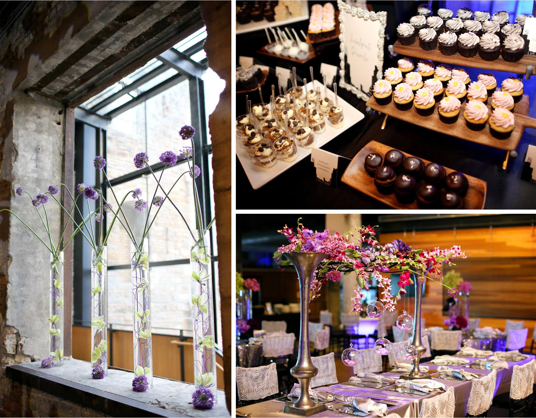 12-Minneapolis-Minnesota-Wedding-Photographer-by-Andrew-Vick-Photography-Spring-Mill-City-Museum-Downtown-Decor-Details-Decorations-Flowers-Cupcakes-Deserts-Dannette-and-Darren.jpg