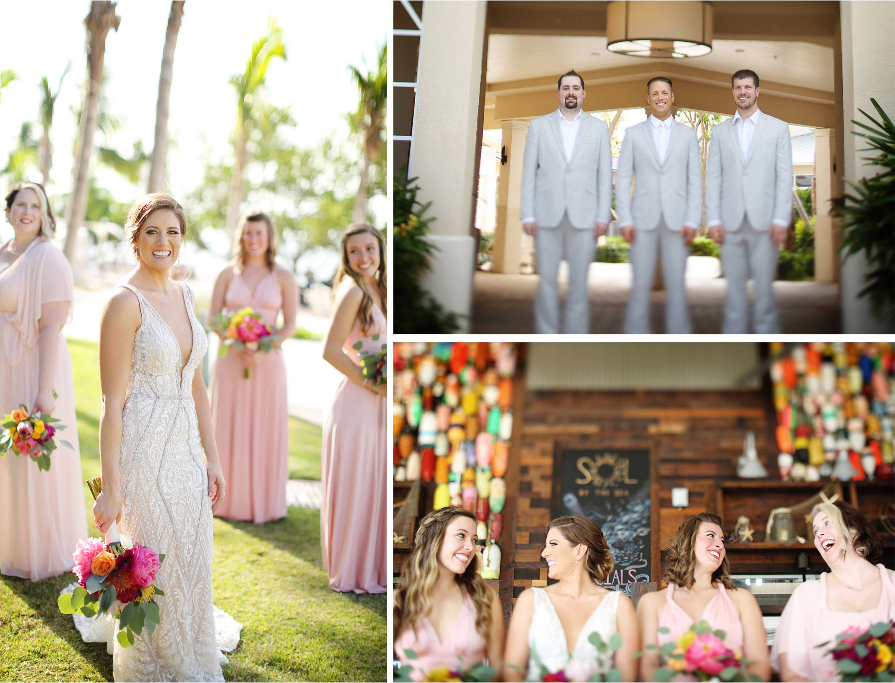 11-Key-Largo-Florida-Keys-Wedding-Photographer-by-Andrew-Vick-Photography-Playa-Largo-Resort-and-Spa-Hotel-Destination-Winter-Bride-Groom-Bridesmaids-Groomsmen-Flowers-Carrie-and-Brian.jpg