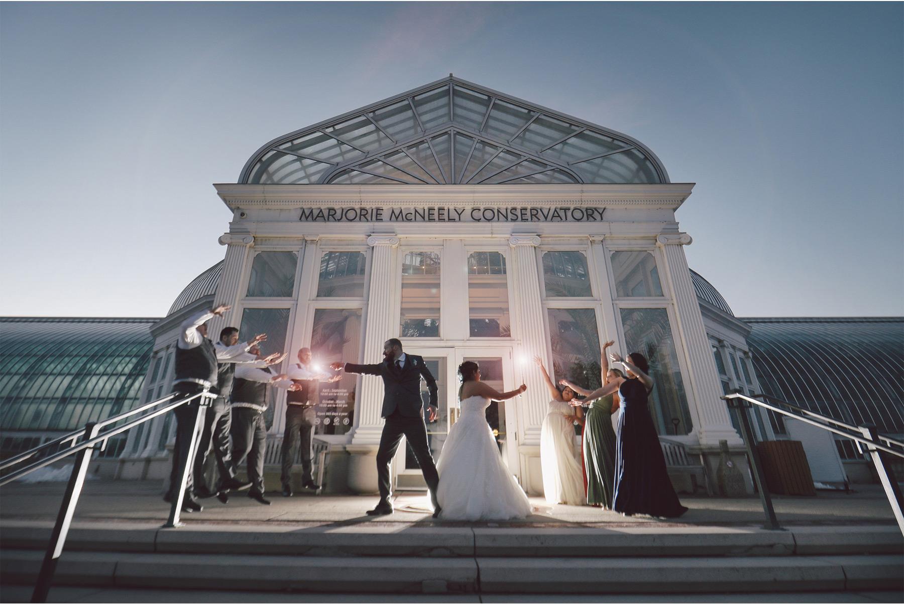 15-Saint-Paul-Minnesota-Wedding-Photography-by-Vick-Photography-Como-Park-Conservatory-Harry-Potter-Themed-Wedding-Wands-Wedding-Party-Elena-and-Doug.jpg