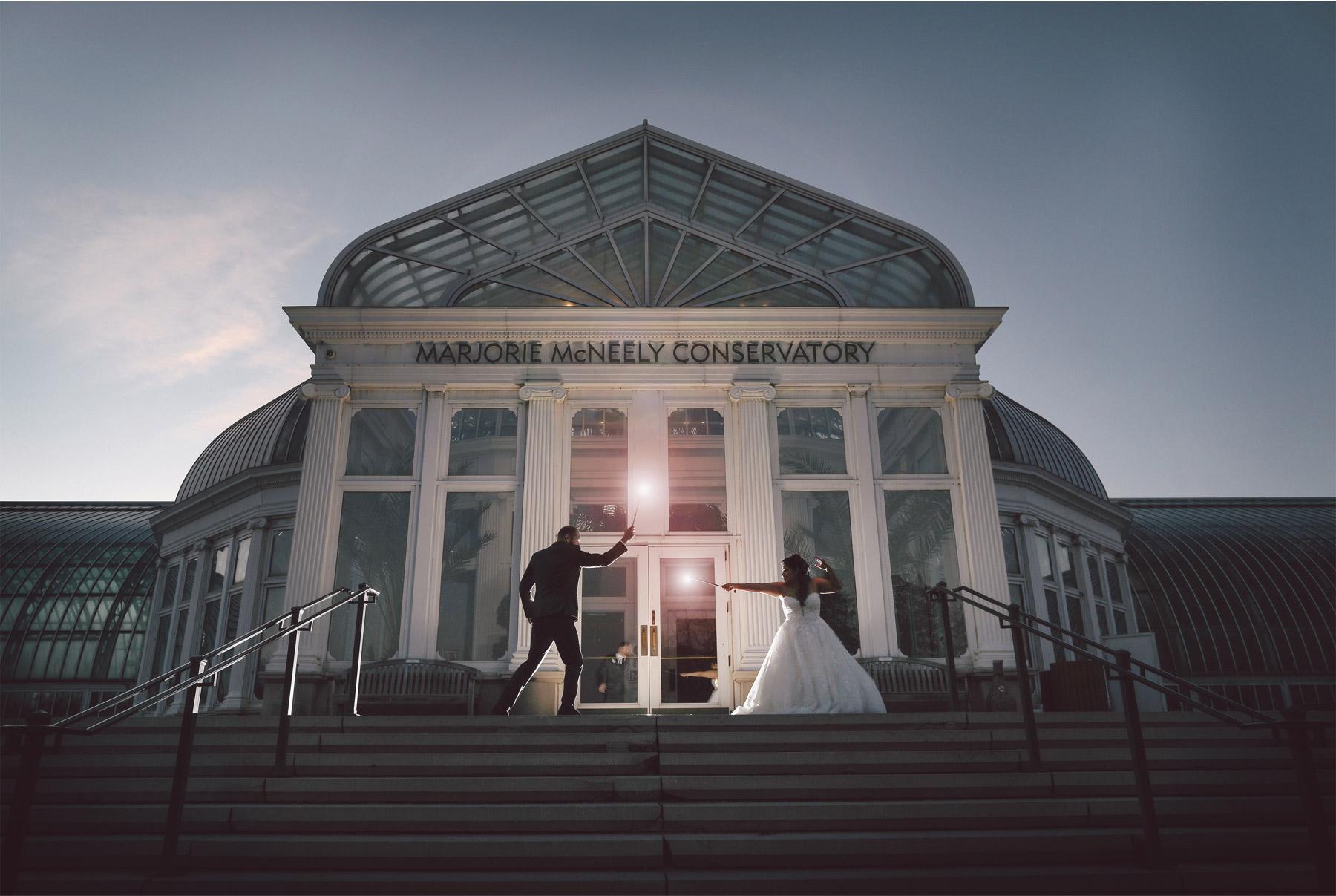 17-Saint-Paul-Minnesota-Wedding-Photography-by-Vick-Photography-Como-Park-Conservatory-Harry-Potter-Themed-Wedding-Wands-Bride-Groom-Elena-and-Doug.jpg