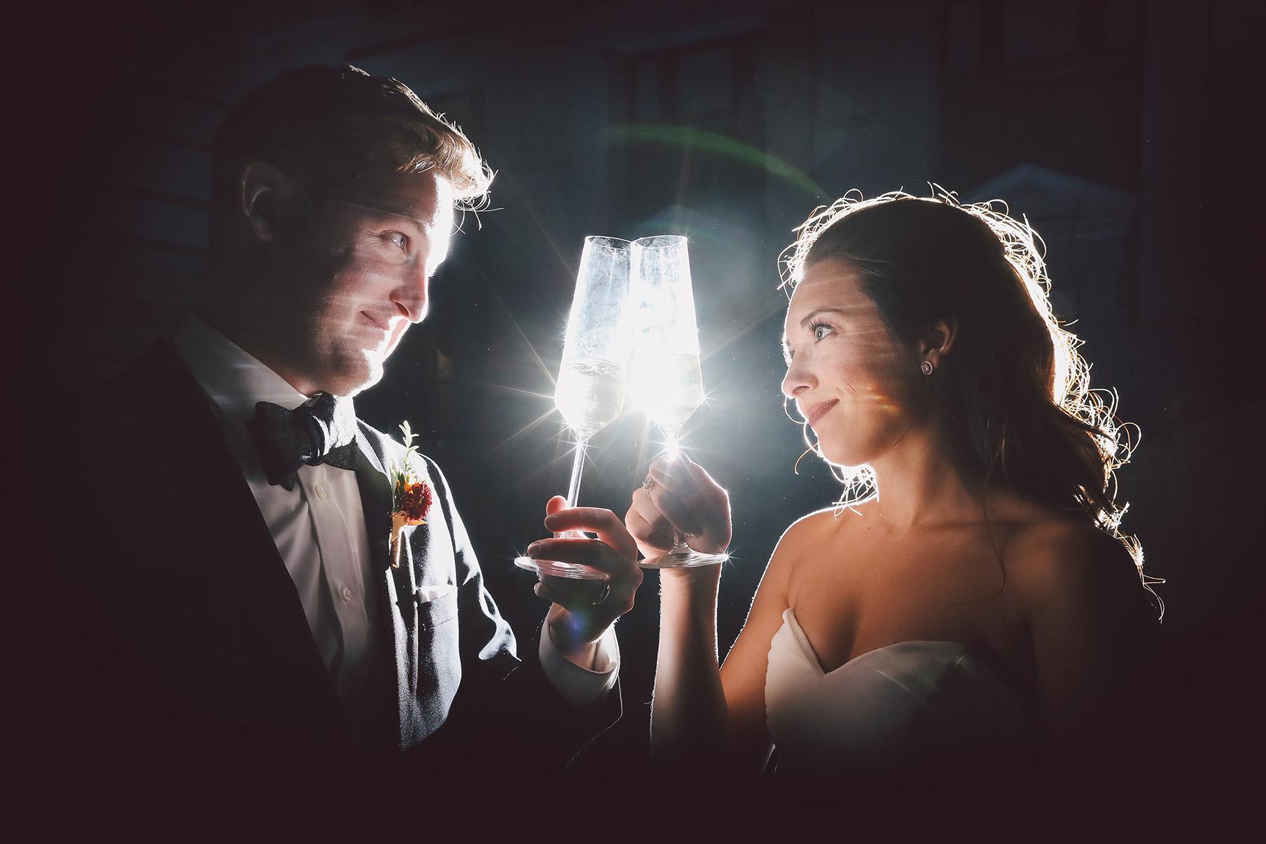 Kansas-Wedding-Vick-Photography-Champagne-Toast-night.jpg