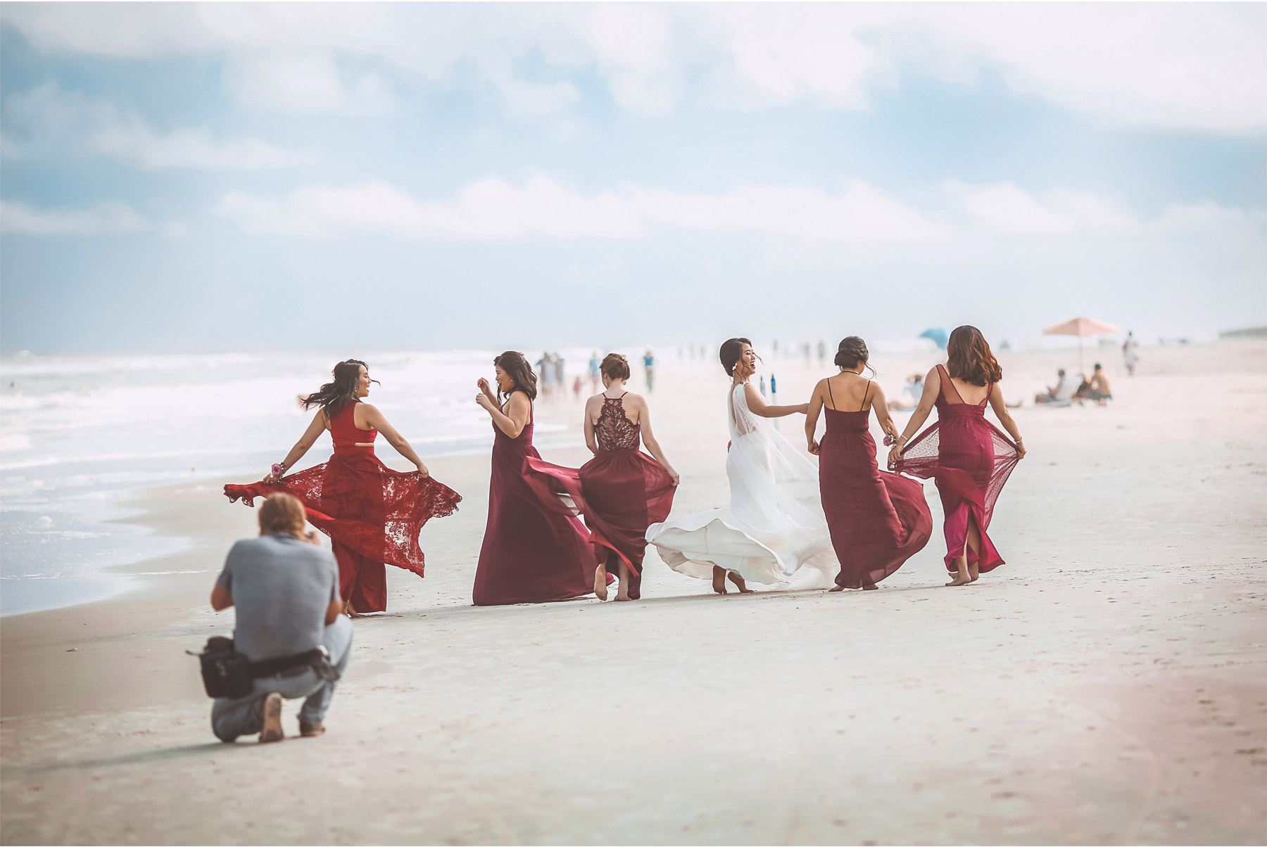 18-South-Carolina-Wedding-by-Vick-Photography-Hilton-Head-Island-Omni-Oceanfront-Hotel-Destination-Beach-Ocean-Bridesmaids-Sand-Felyn-and-Will.jpg