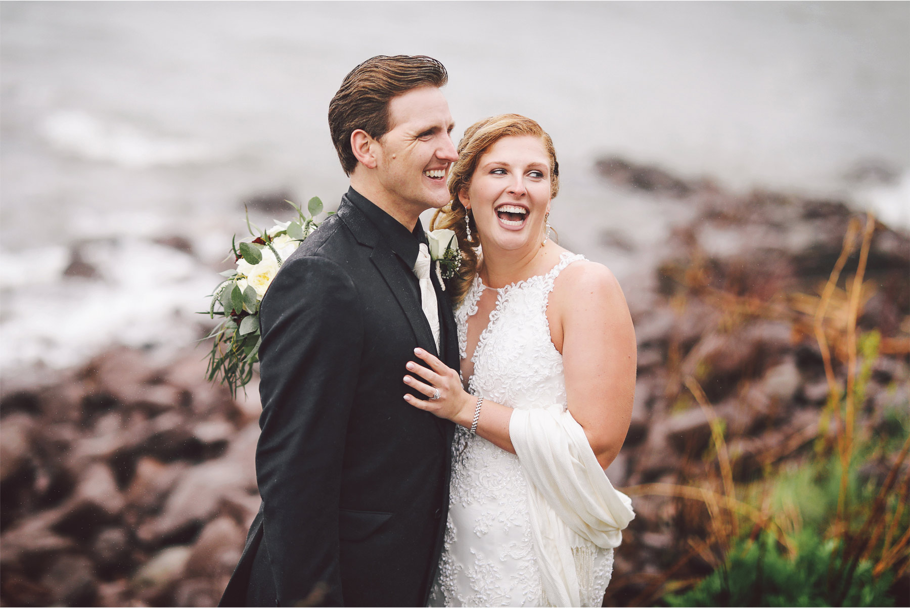 19-Minnesota-Wedding-by-Andrew-Vick-Photography-Grand-Superior-Lodge-Duluth-Two-Harbors-Lake-Superior-Rain-Bride-Groom-Laughing-Veronica-and-Tyler.jpg