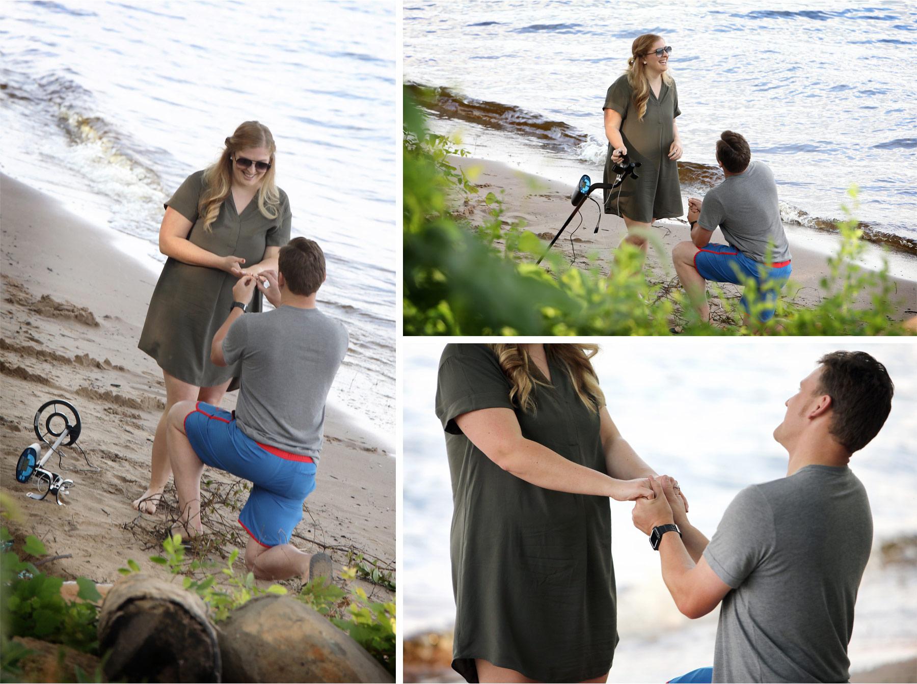 05-Vick-Photography-Proposal-Minnesota-Minneapolis-Beach-Metal-Detectors-Veronica-and-Tyler.jpg