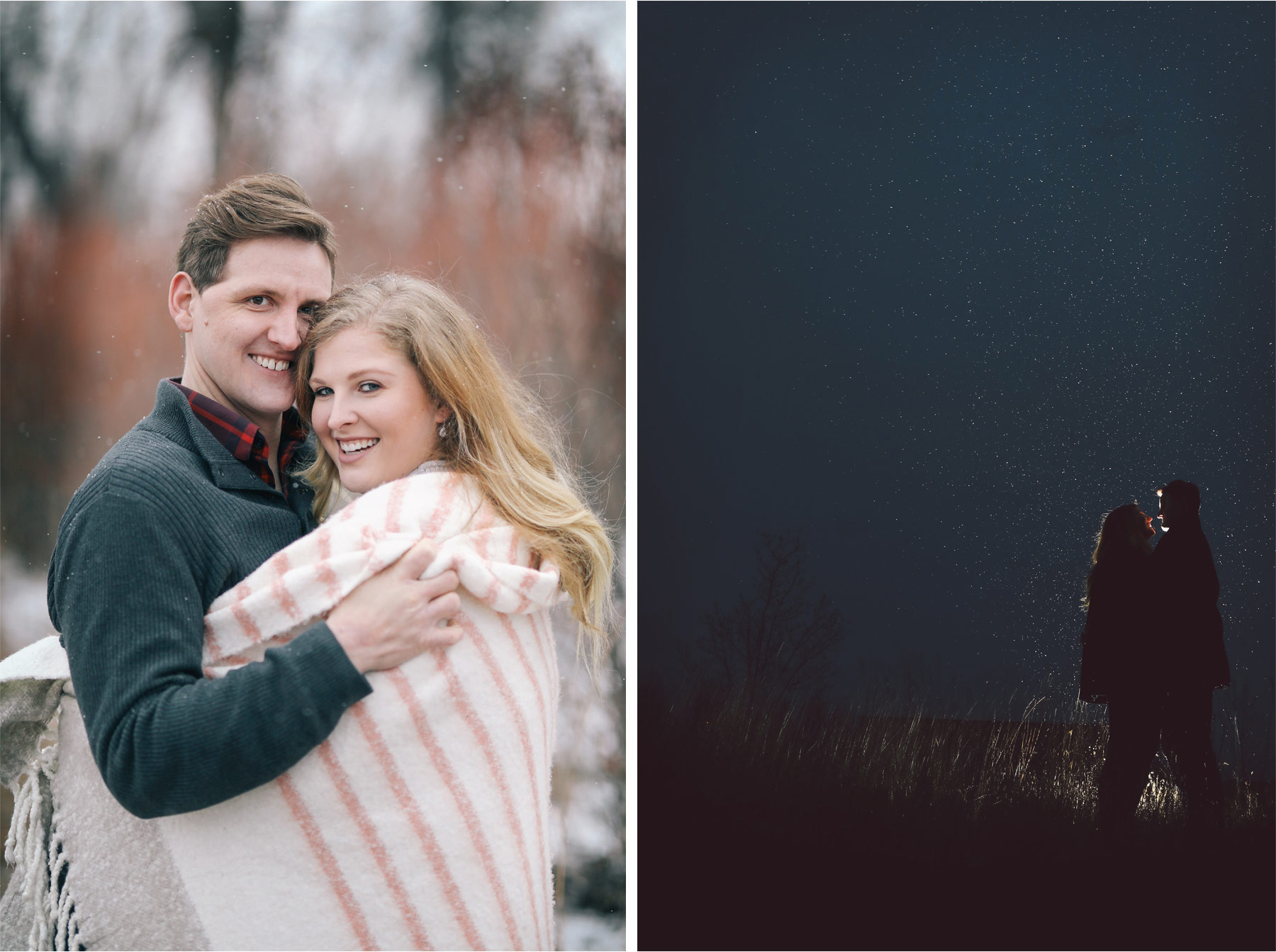 07-Vick-Photography-Engagement-Session-Winter-Outdoor-Couple-Blanket-Veronica-and-Tyler.jpg