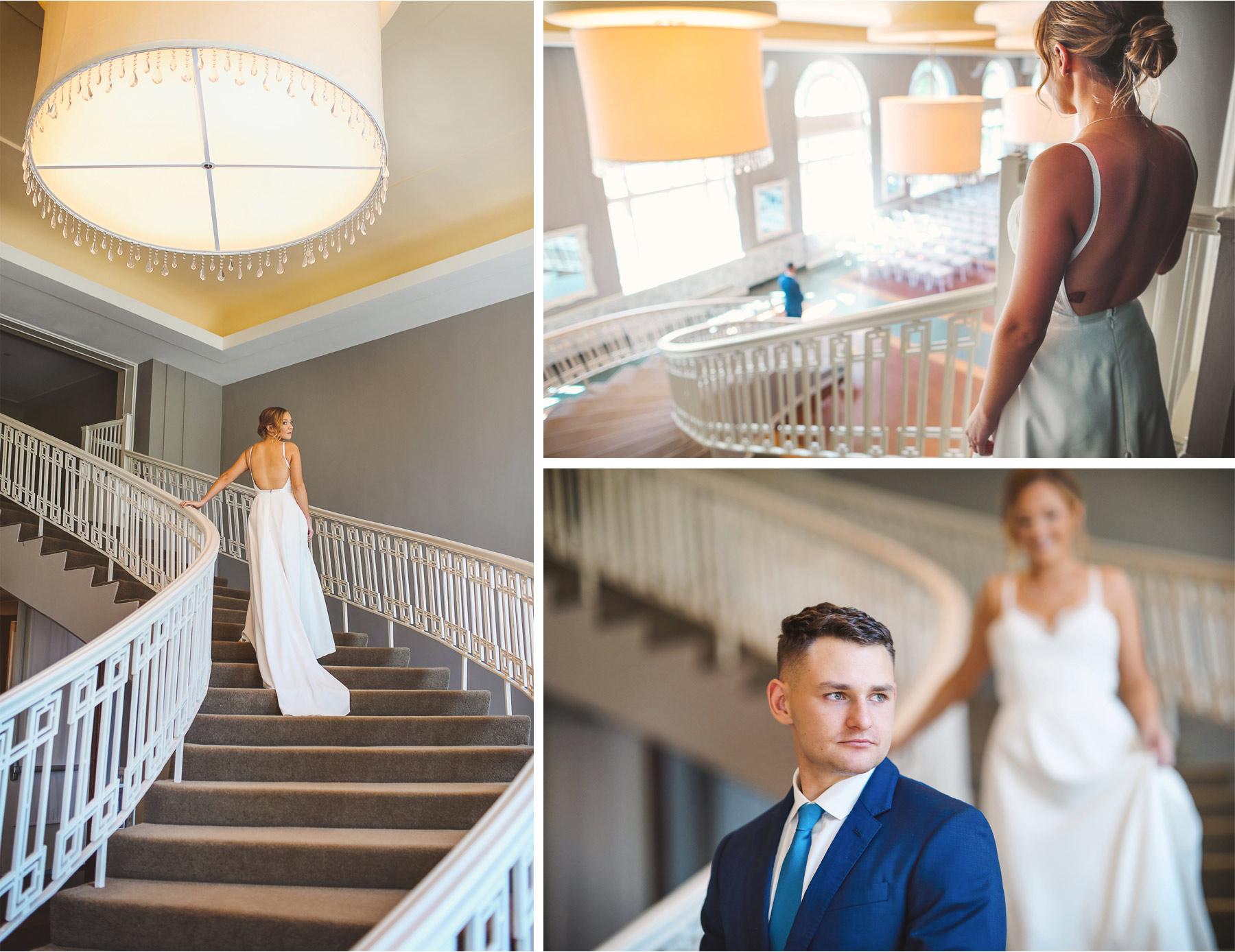03-Minneapolis-Minnesota-Wedding-Andrew-Vick-Photography-Calhoun-Beach-Club-Bride-Groom-First-Look-Staircase-Samantha-and-Ryan.jpg