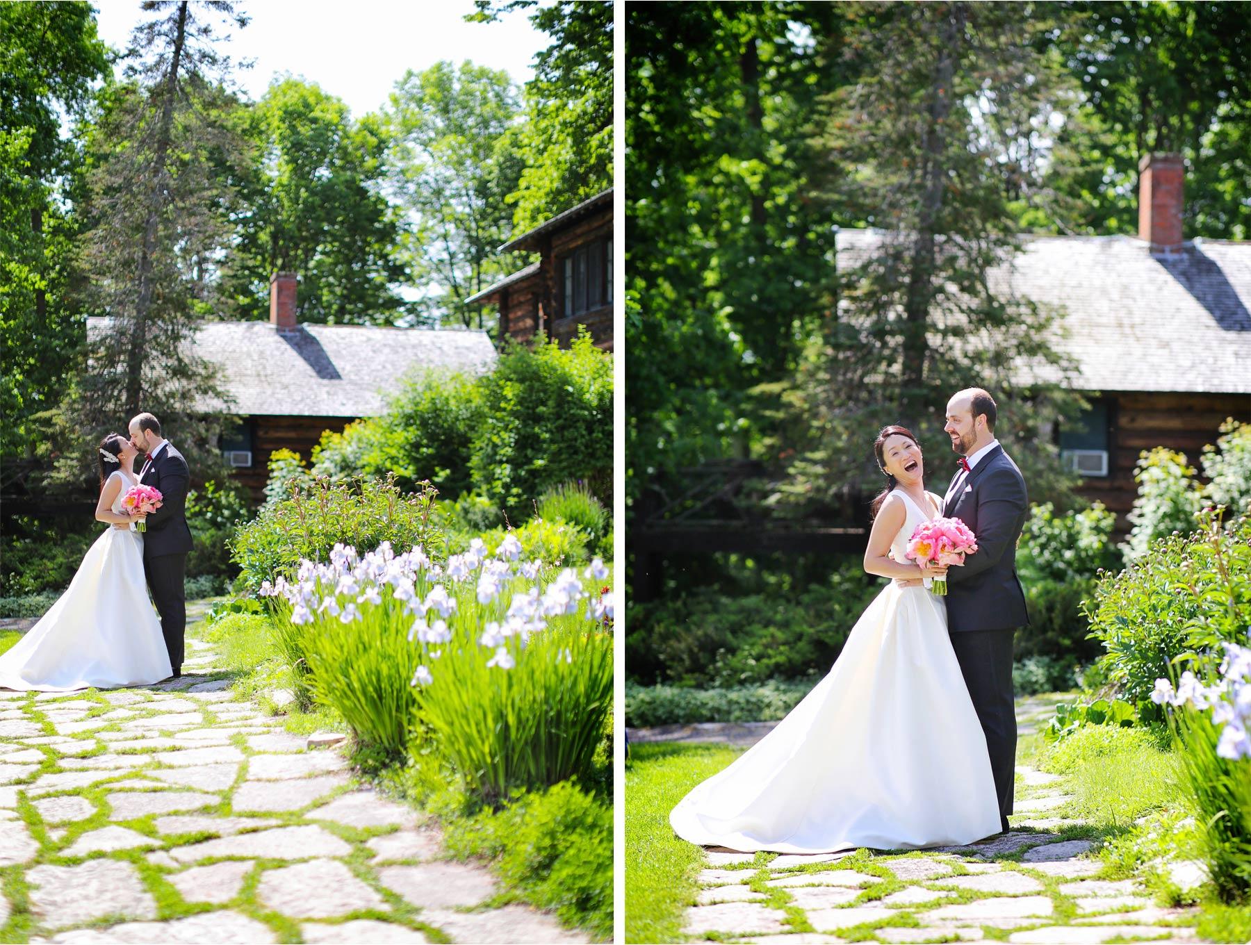 10-Vick-Photography-Wedding-Stouts-Island-Lodge-Wisconsin-Summer-First-Look-Garden-Groom-Bride-MiJa-and-Lucius.jpg
