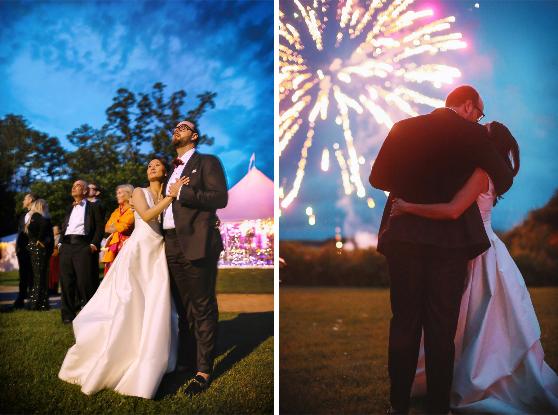 26-Vick-Photography-Wedding-Stouts-Island-Lodge-Wisconsin-Summer-Reception-Outdoor-Fireworks-Bride-Groom-MiJa-and-Lucius.jpg