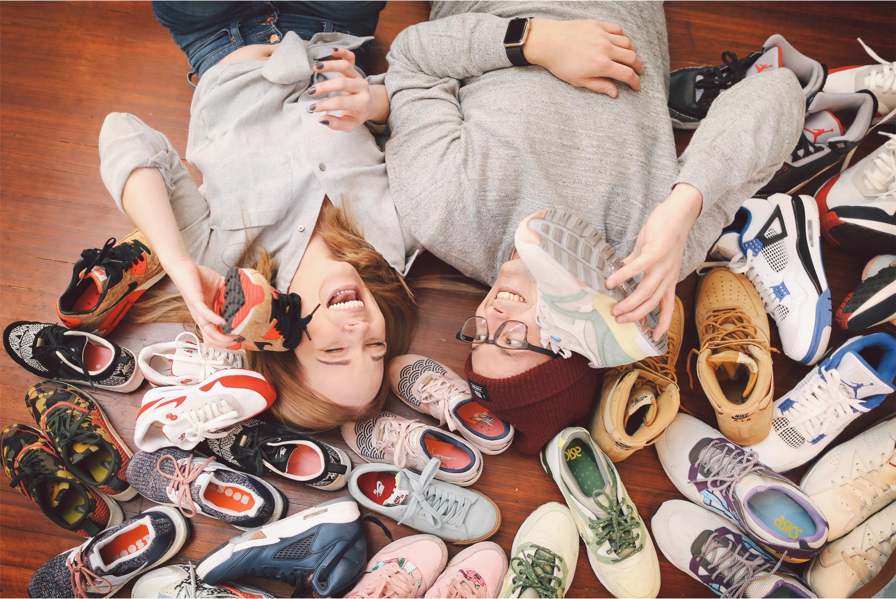 05-Vick-Photography-Fly-to-You-Engagement-Session-Denver-Colorado-Home-Shoe-Collection-Danielle-and-Tom.jpg