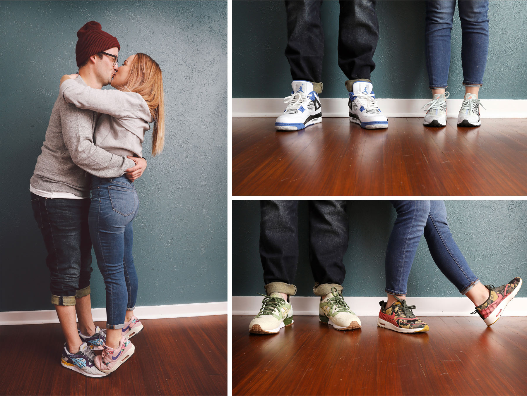 09-Vick-Photography-Fly-to-You-Engagement-Session-Denver-Colorado-Home-Shoe-Collection-Danielle-and-Tom.jpg
