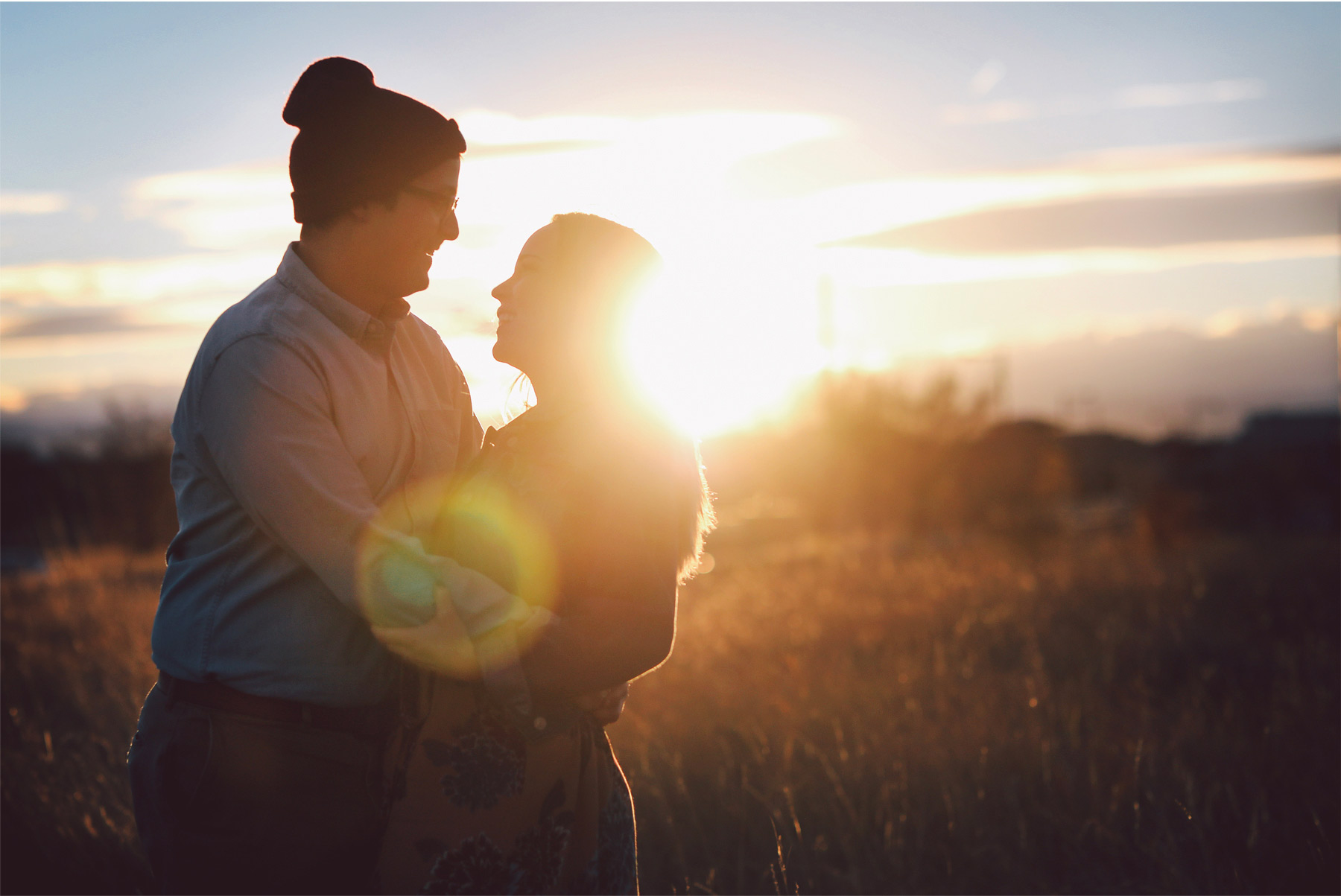 15-Vick-Photography-Fly-to-You-Engagement-Session-Denver-Colorado-Couple-Field-Sunset-Danielle-and-Tom.jpg