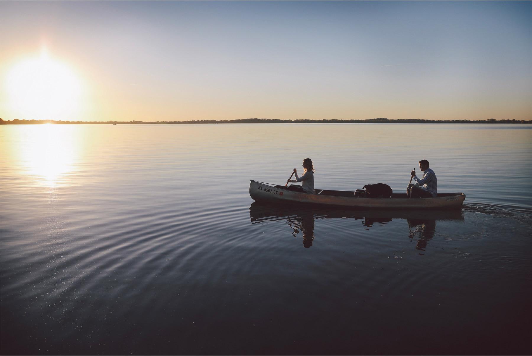 12-Vick-Photography-Destination-Engagement-Session-Canoe-Dog-Lake-Sunset-Katie-and-Bob.jpg