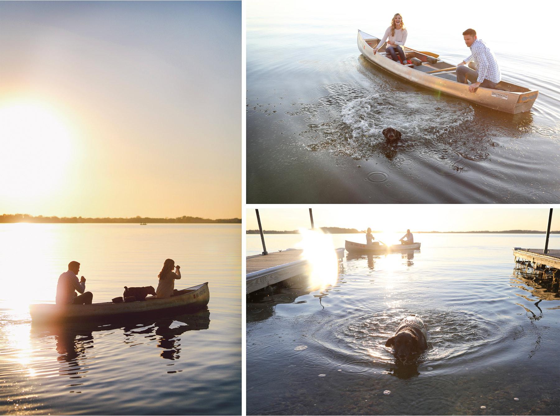 13-Vick-Photography-Destination-Engagement-Session-Canoe-Dog-Lake-Sunset-Katie-and-Bob.jpg