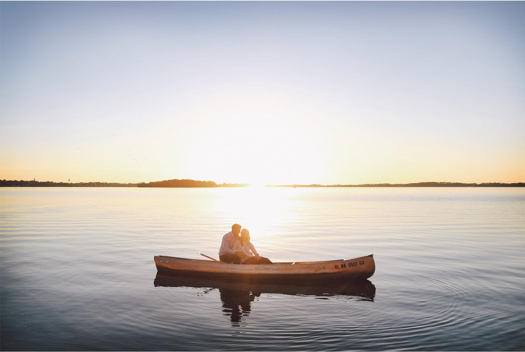 14-Vick-Photography-Destination-Engagement-Session-Canoe-Lake-Sunset-Katie-and-Bob.jpg