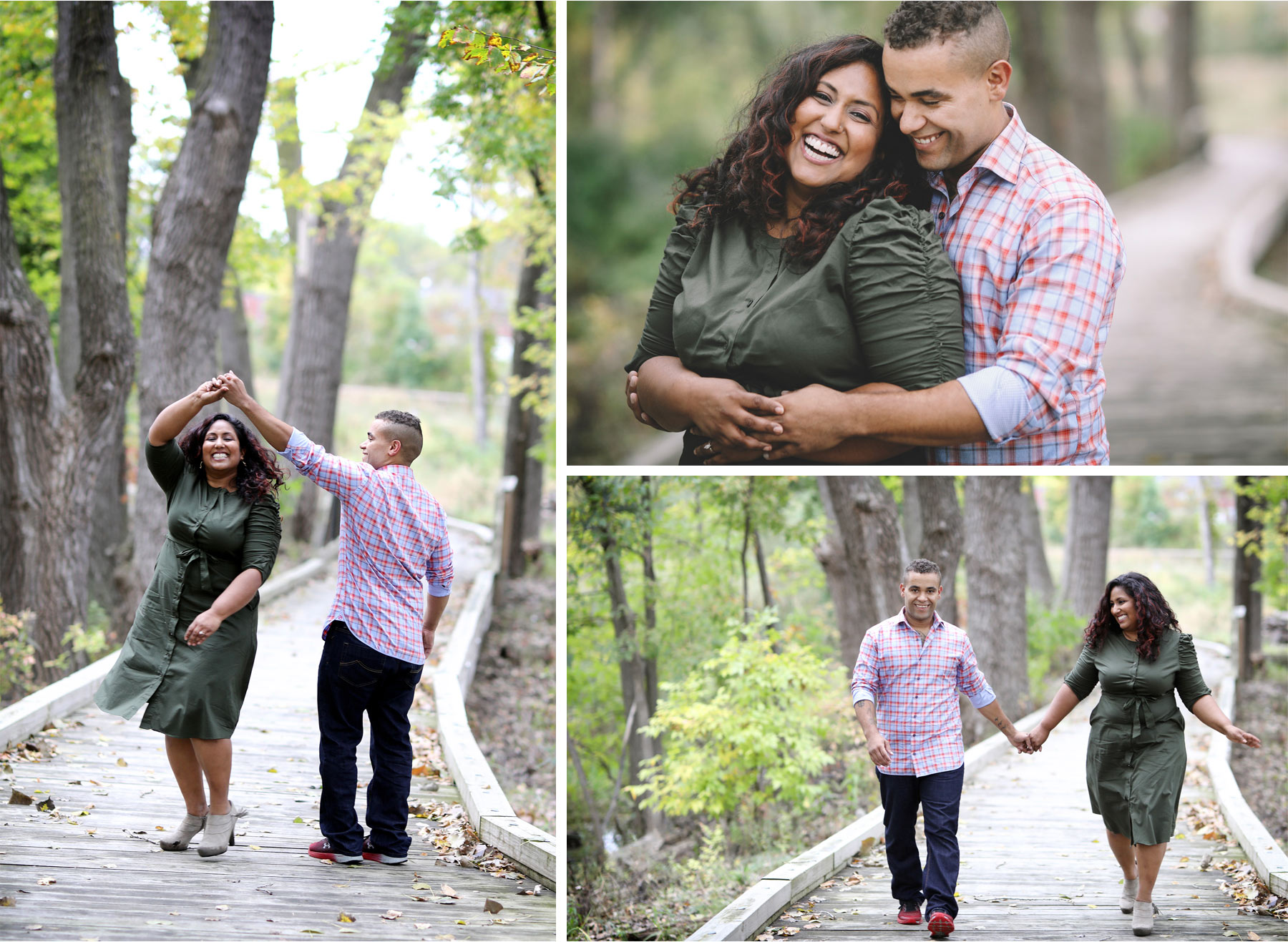 05-Vick-Photography-Get-Aquainted-Session-Engagement-Park-Kiss-Laughing-Leena-and-Michael.jpg