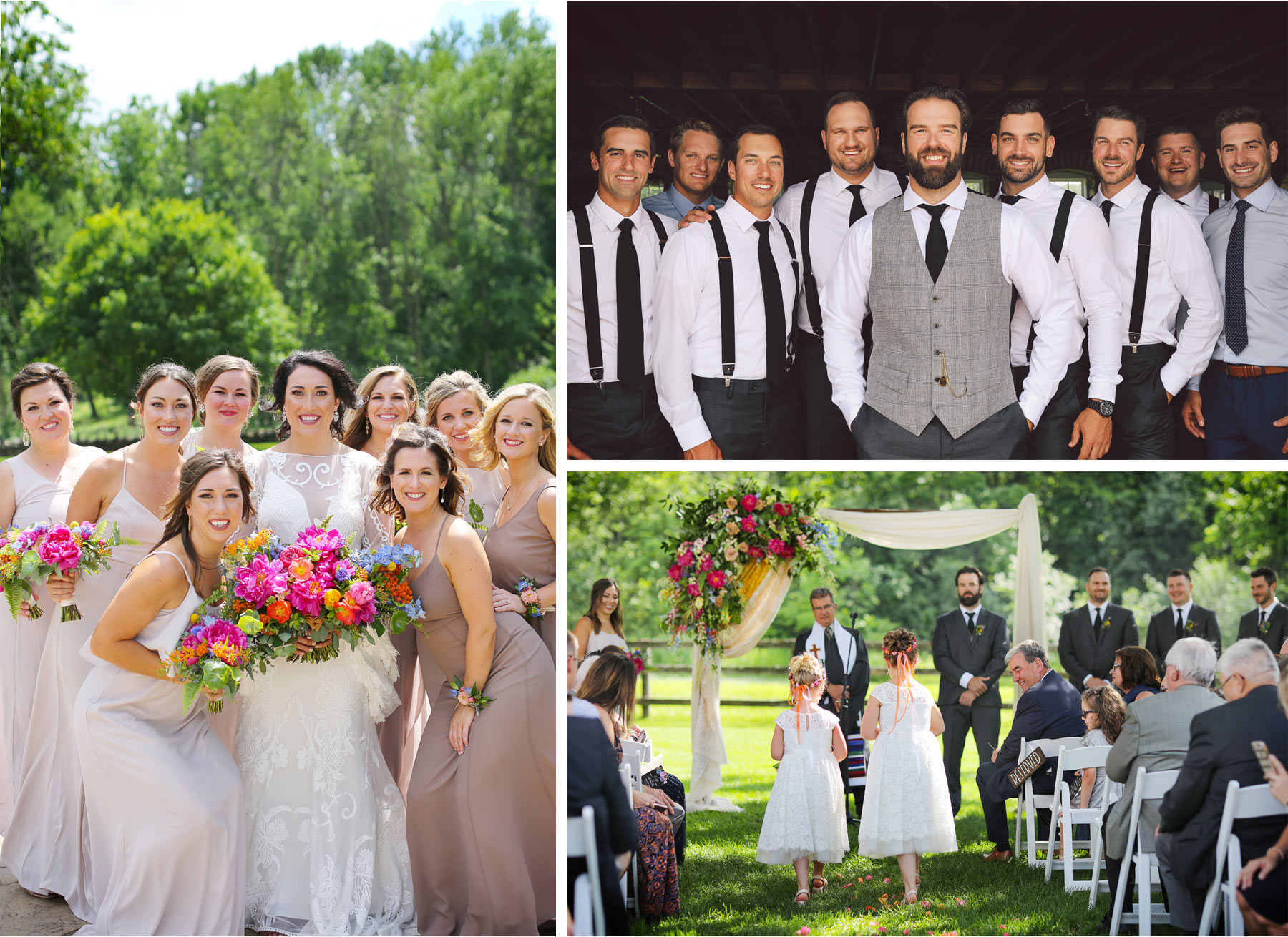 13-Vick-Photography-Rochester-Minnesota-Mayowood-Stone-Barn-Country-Wedding-Summer-Bridesmaids-Groomsmen-Flower-Girls-Lizz-and-Brady.jpg