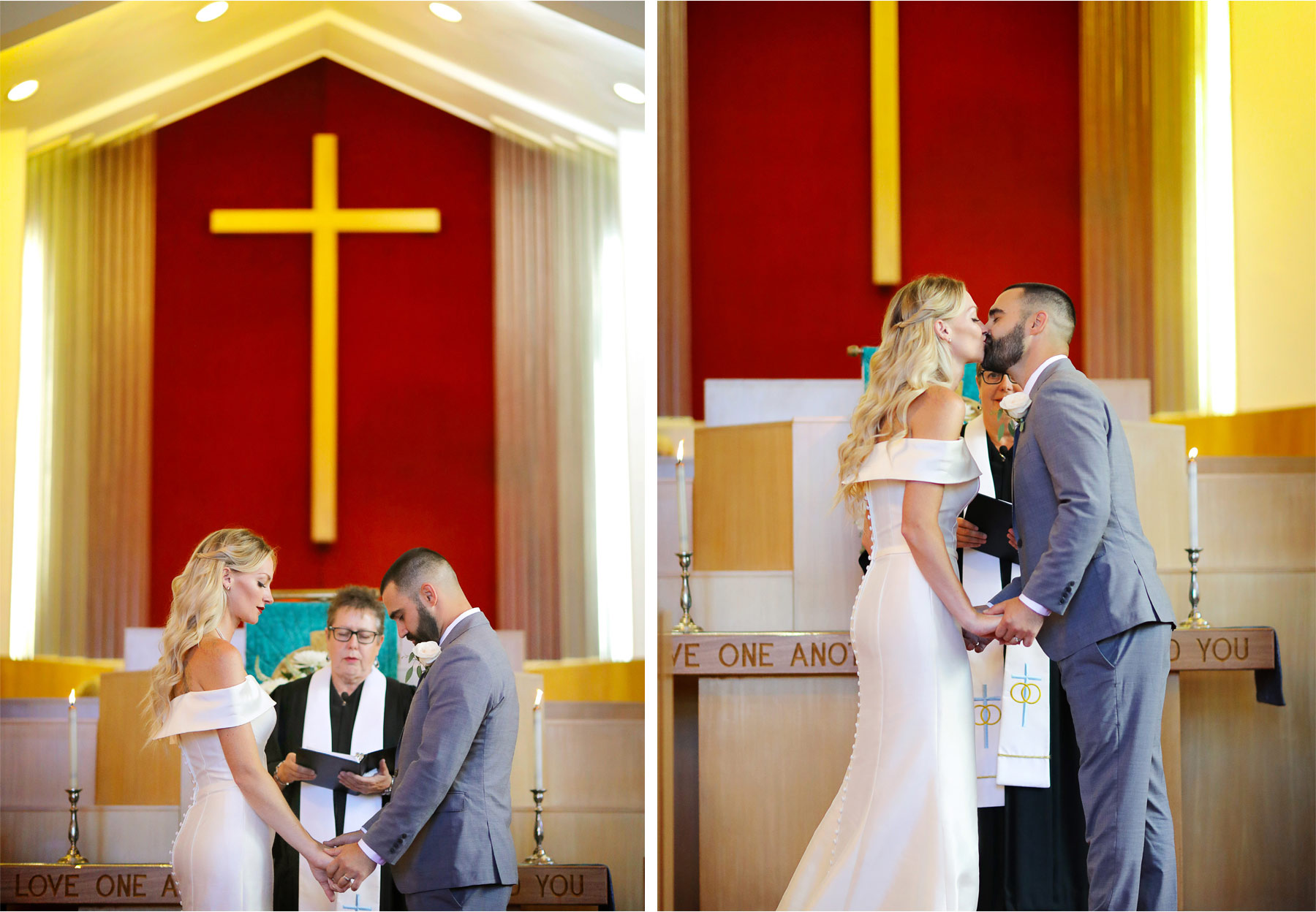 12-Ely-Minnesota-North-Wedding-by-Andrew-Vick-Photography-Bride-Groom-Ceremony-Vows-Kiss-Katie-and-Joe.jpg