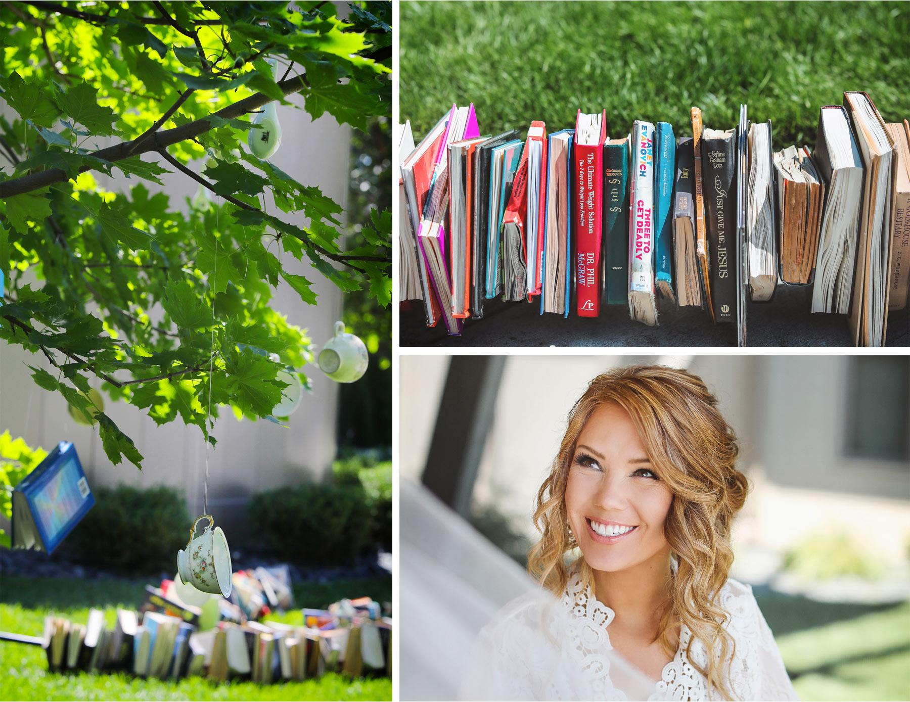 02-Vick-Photography-Wedding-Ottertail-Minnesota-Alice-in-Wonderland-Theme-Books-Bride-Teacups-Tess-and-Greg.jpg