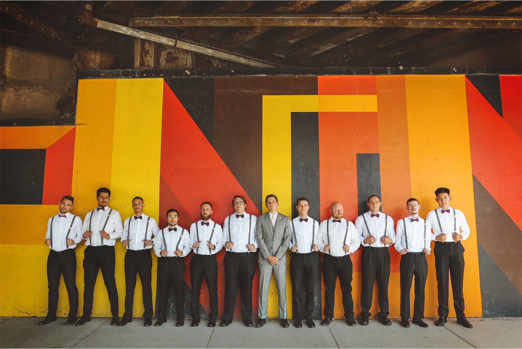 07-Wedding-by-Andrew-Vick-Photography-Chicago-Illinois-Groom-Groomsmen-Downtown-Graffiti-Ashley-and-Nicholas.jpg