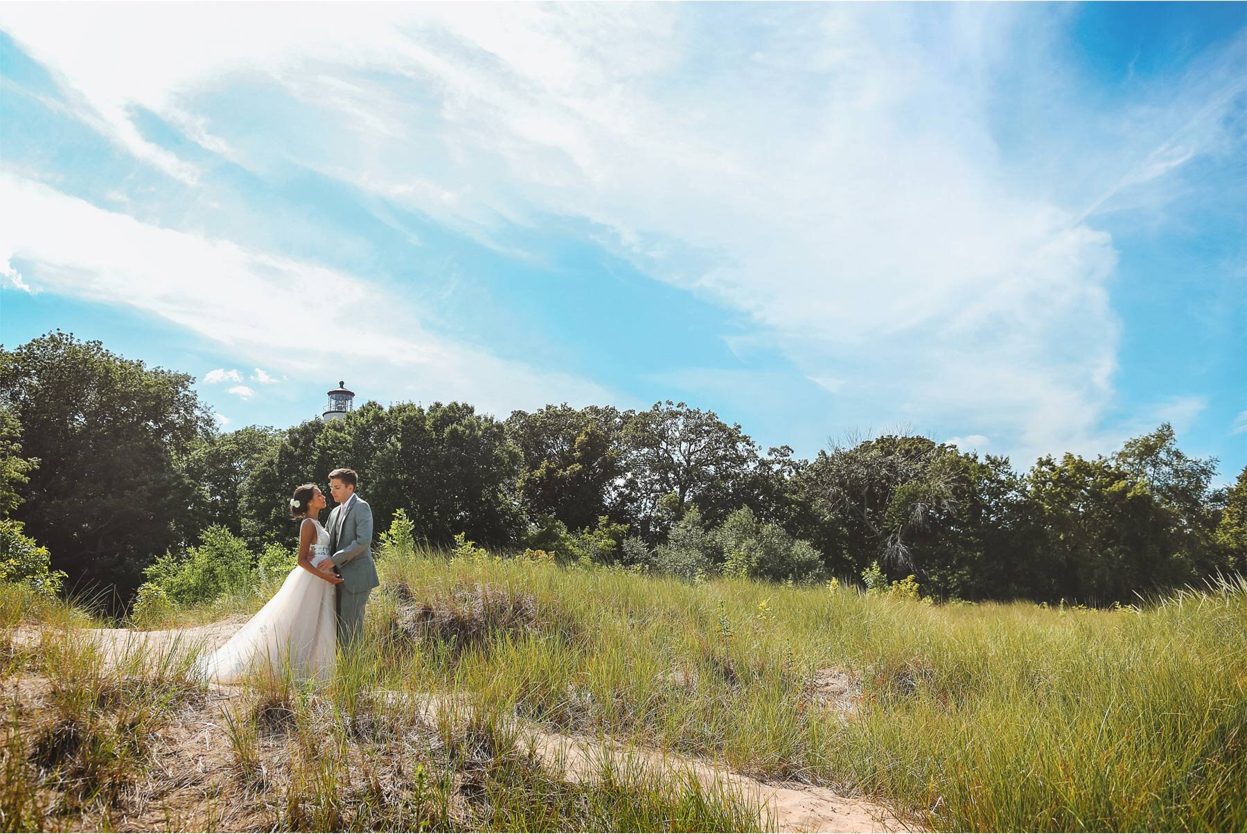 09-Wedding-by-Andrew-Vick-Photography-Chicago-Illinois-Groom-Bride-Lighthouse-Beach-Ashley-and-Nicholas.jpg