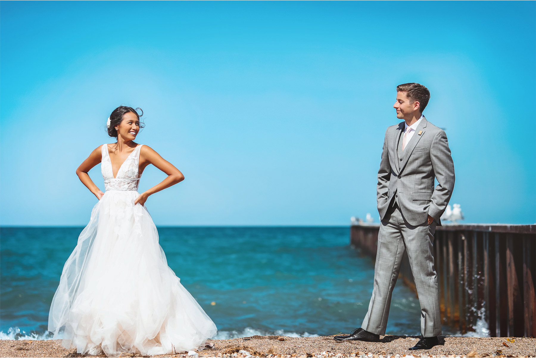 10-Wedding-by-Andrew-Vick-Photography-Chicago-Illinois-Groom-Bride-Shore-Beach-Lake-Michigan-Ashley-and-Nicholas.jpg