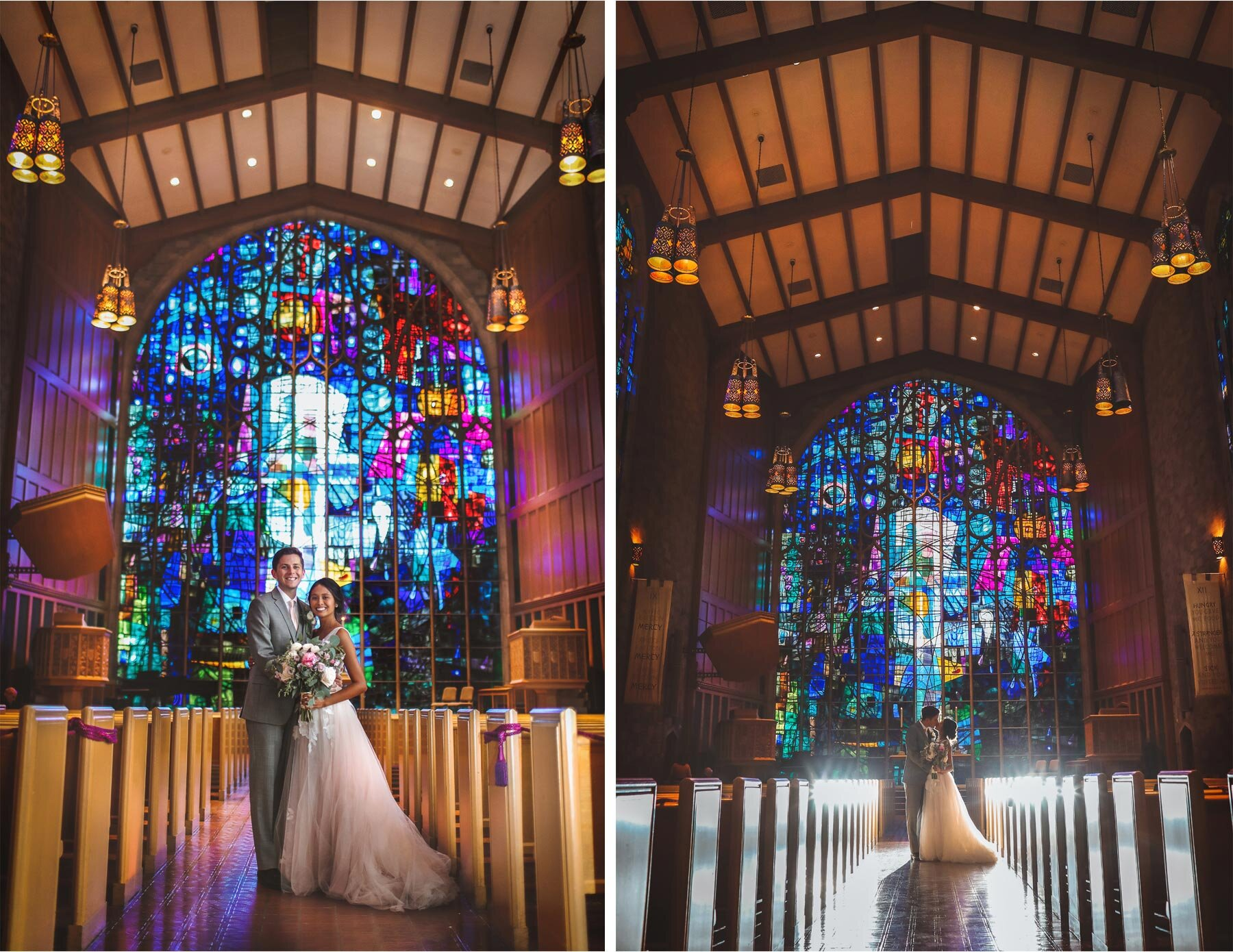 14-Wedding-by-Andrew-Vick-Photography-Chicago-Illinois-Alice-Millar-Chapel-Groom-Bride-Stained-Glass-Ashley-and-Nicholas.jpg